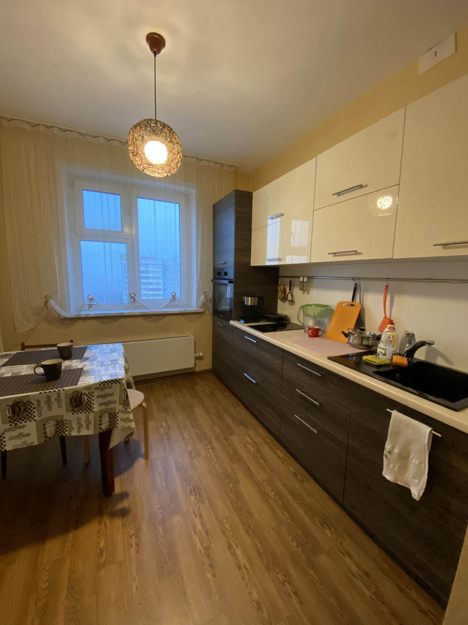 1к квартира Уютный переулок, 9   17000   аренда в Красноярске фото 2