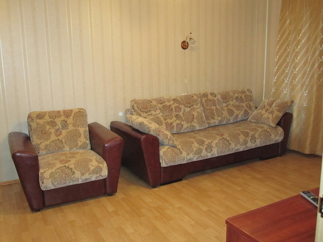 1к квартира улица Александра Матросова, 18 | 12000 | аренда в Красноярске фото 5