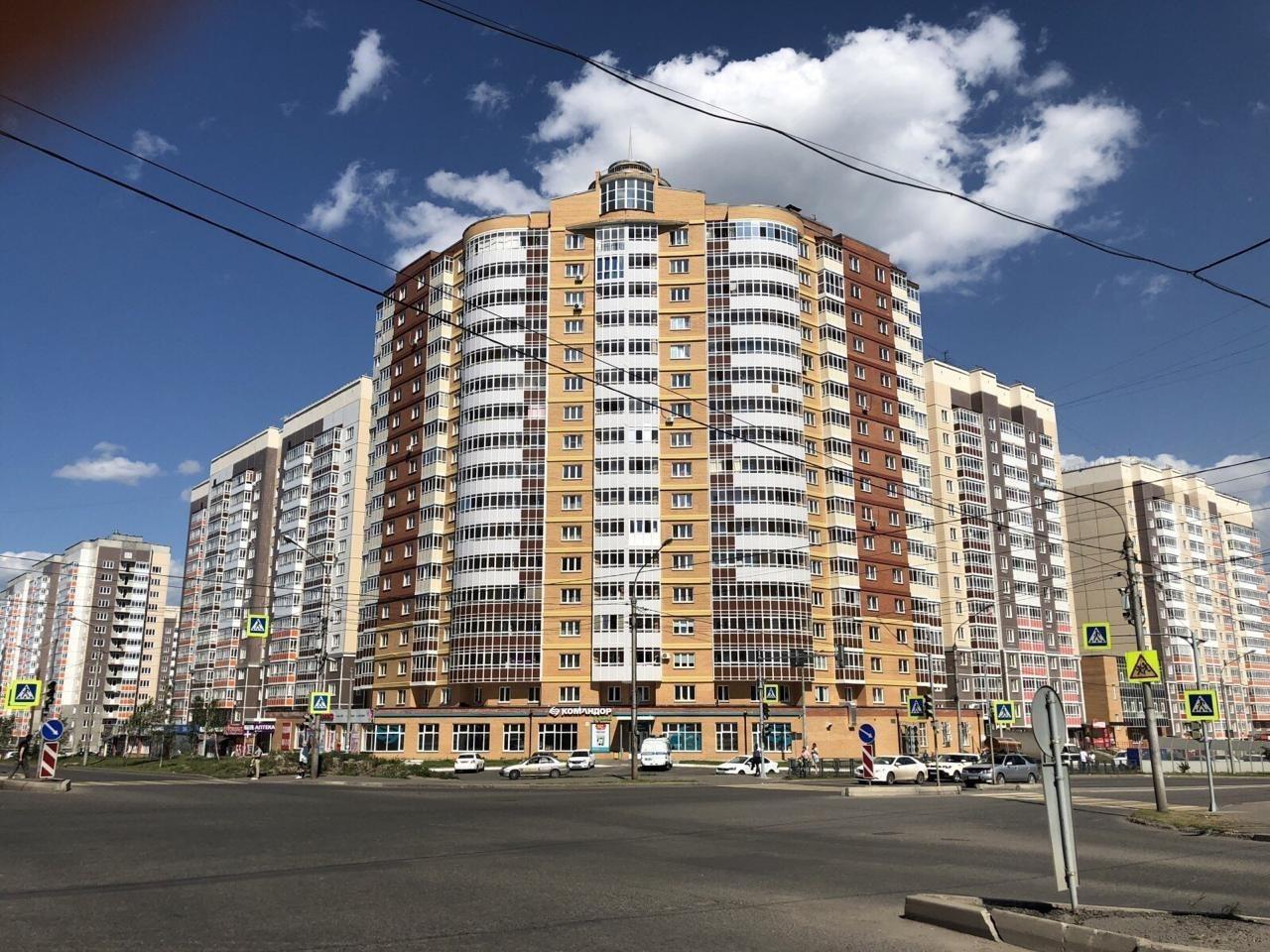 1к квартира улица Дмитрия Мартынова, 24   18000   аренда в Красноярске фото 8