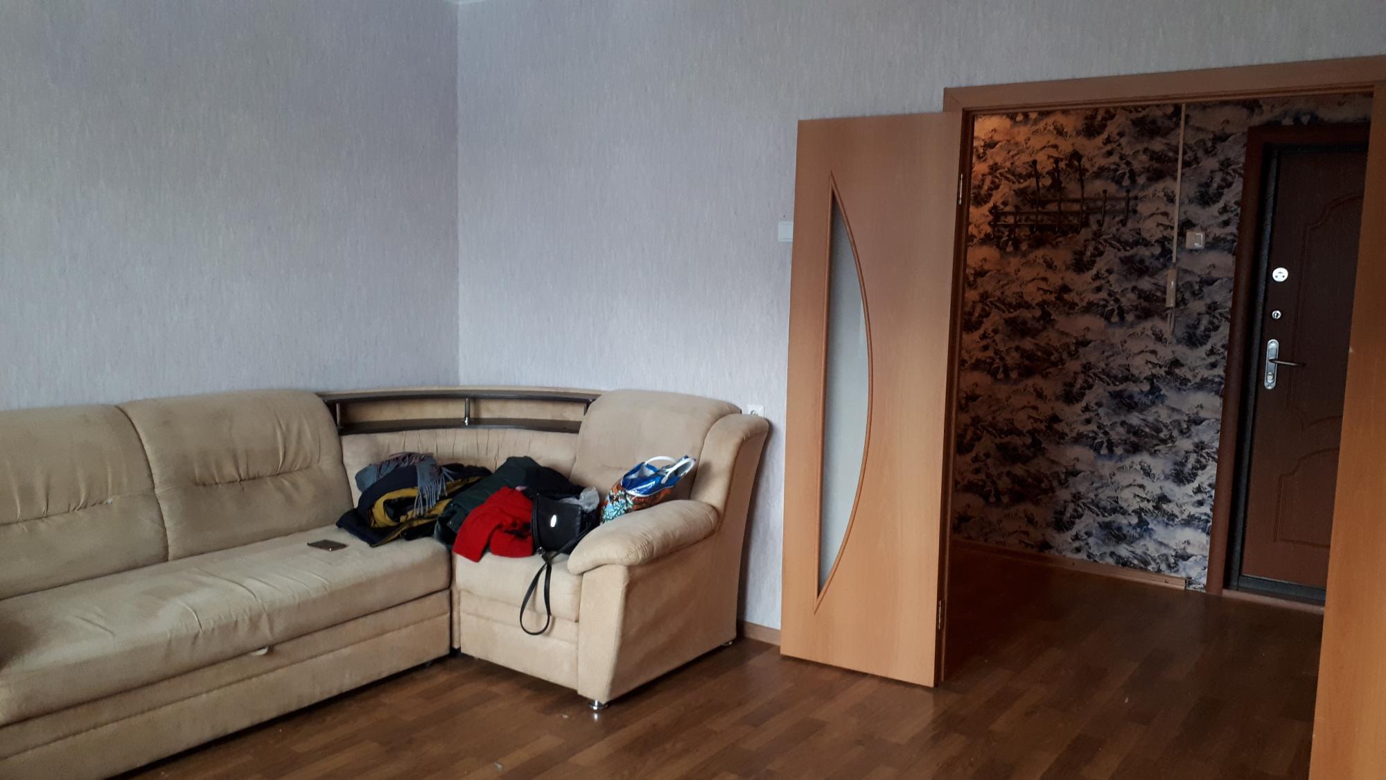 1к квартира улица 9-го Мая, 17Д | 14000 | аренда в Красноярске фото 7