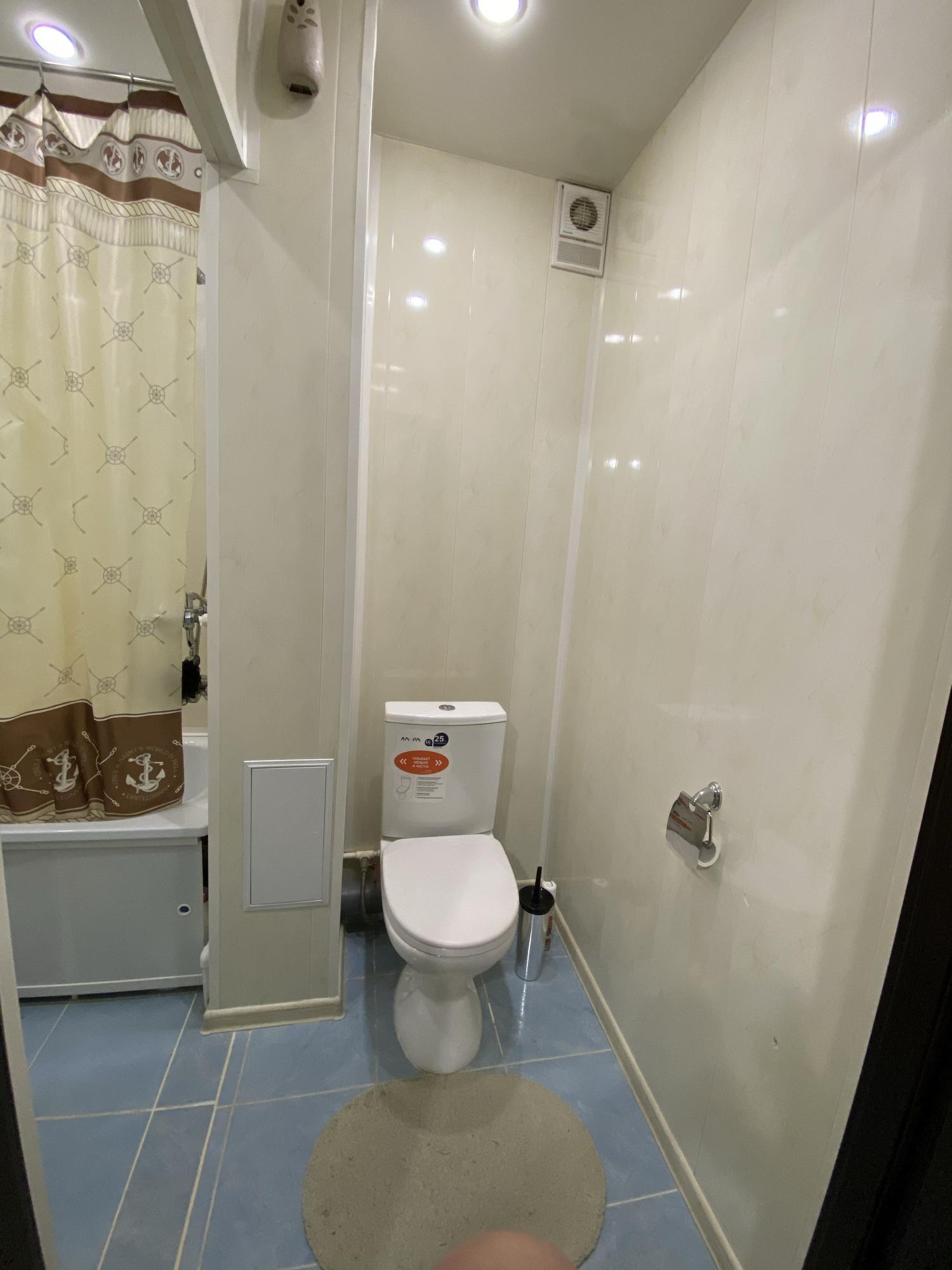 1к квартира Уютный переулок, 9   17000   аренда в Красноярске фото 5