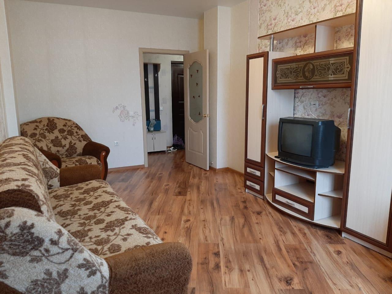 1к квартира улица Батурина, 30 к1 | 14500 | аренда в Красноярске фото 1