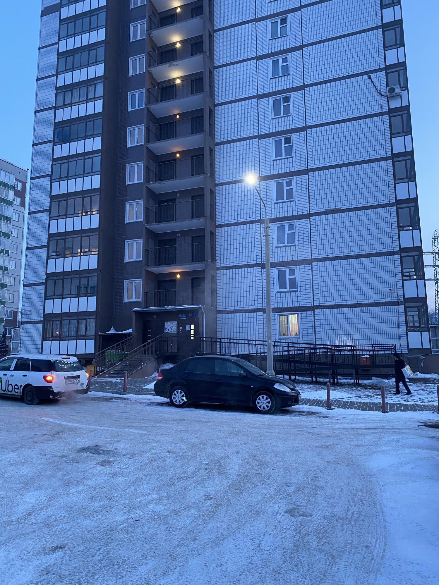 1к квартира Уютный переулок, 9   17000   аренда в Красноярске фото 8