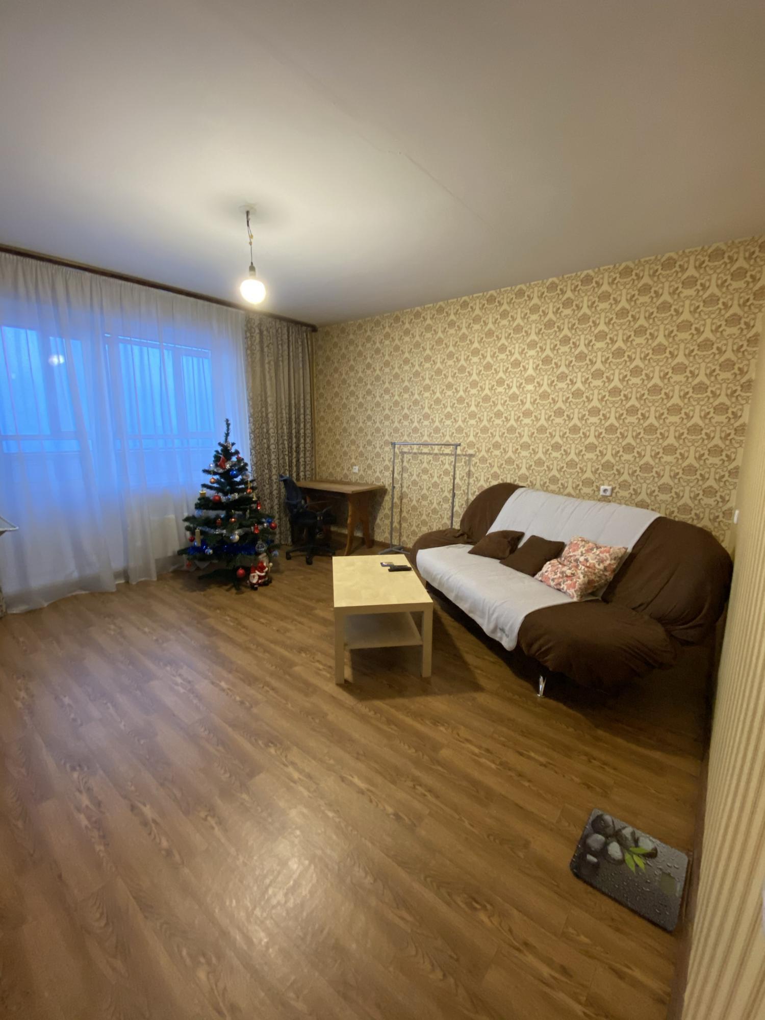 1к квартира Уютный переулок, 9   17000   аренда в Красноярске фото 0