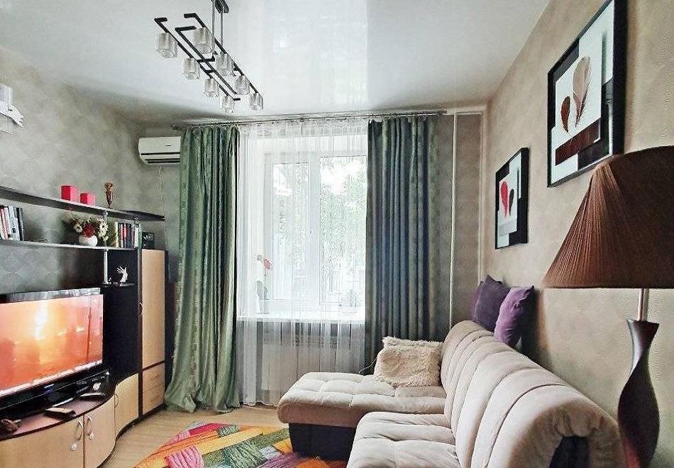 2к квартира улица Щорса, 49   17000   аренда в Красноярске фото 0