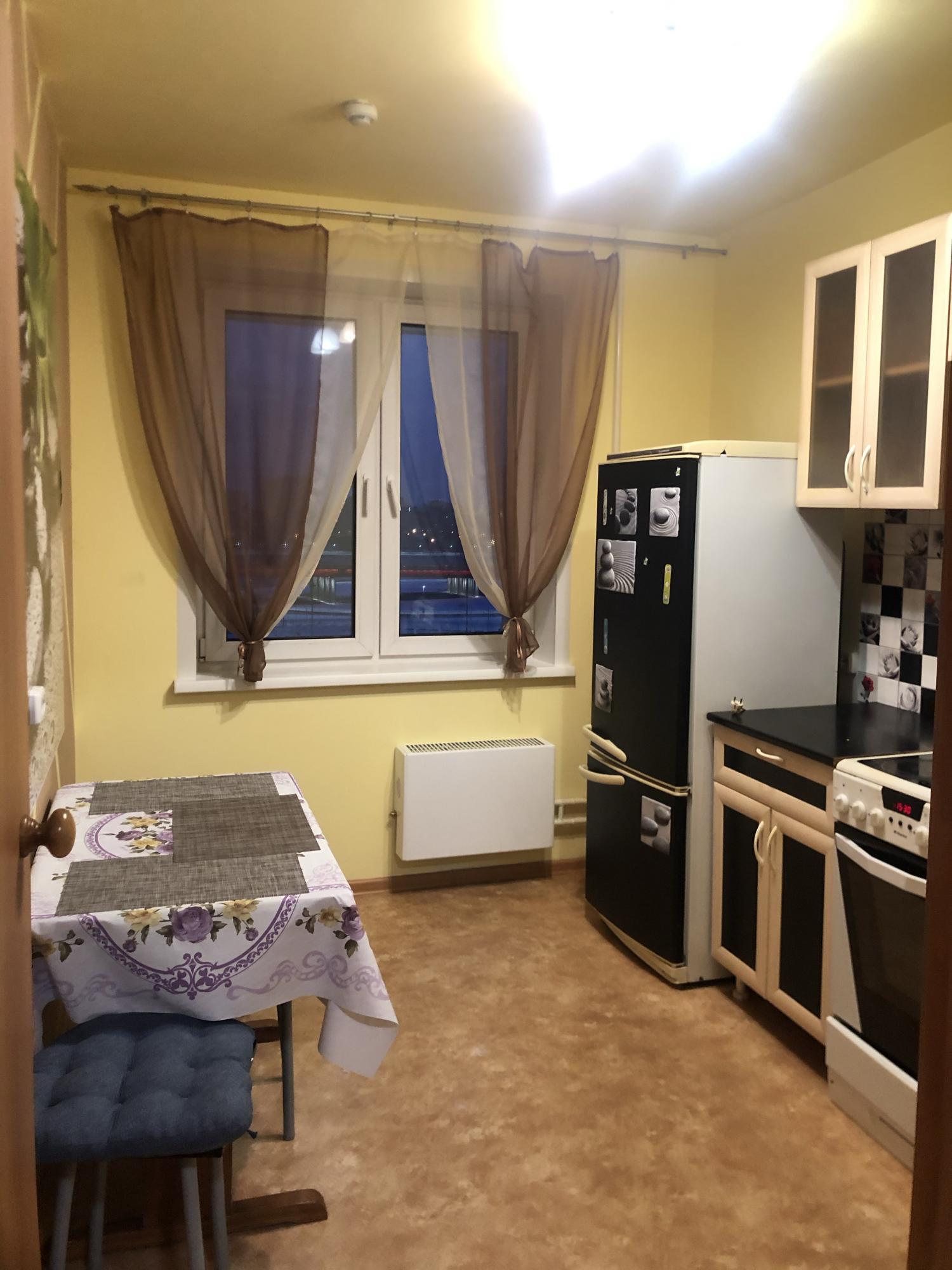 1к квартира улица Лесников | 14000 | аренда в Красноярске фото 6