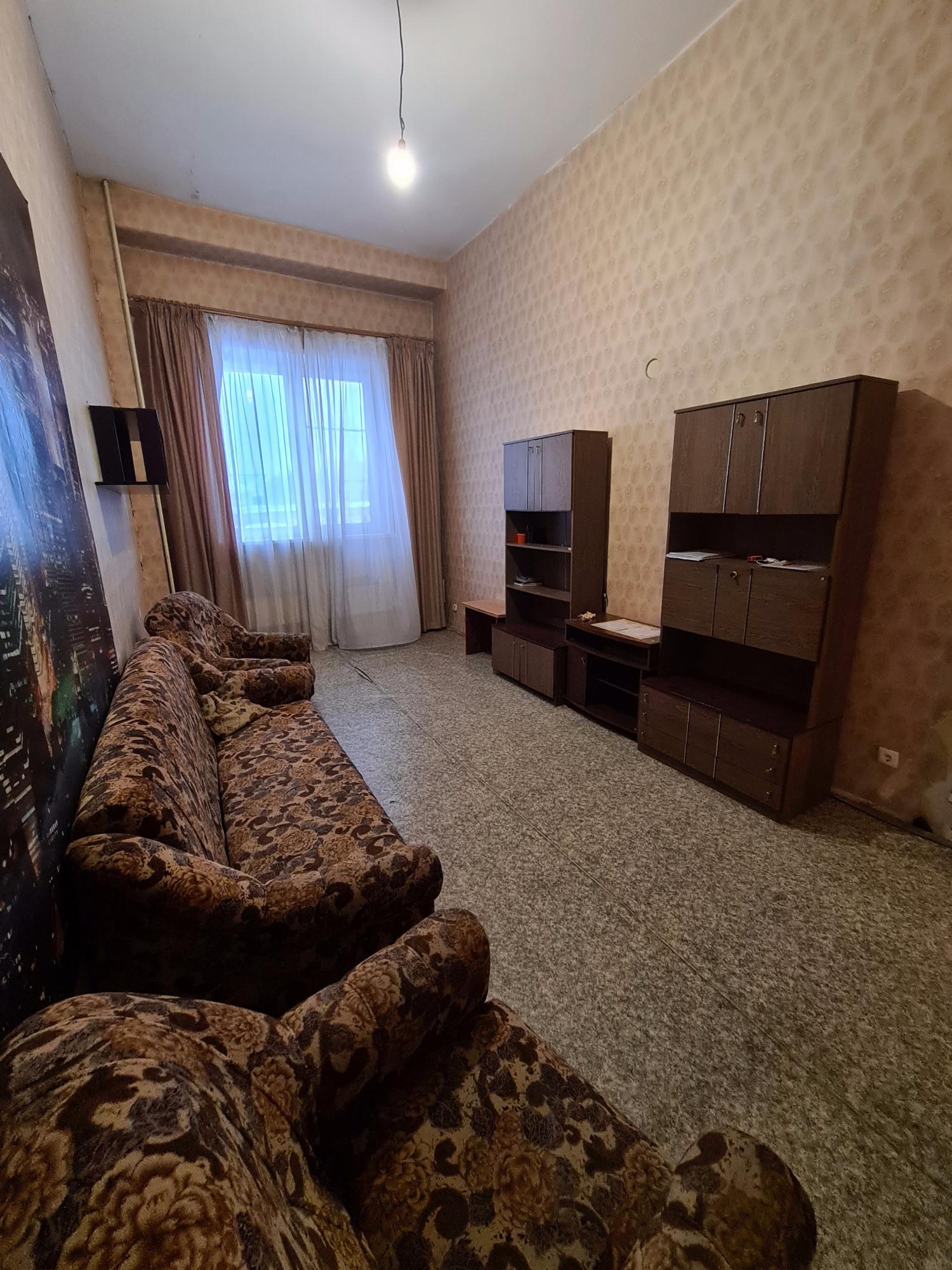1к квартира Молодёжный проспект, 3 | 10000 | аренда в Красноярске фото 1