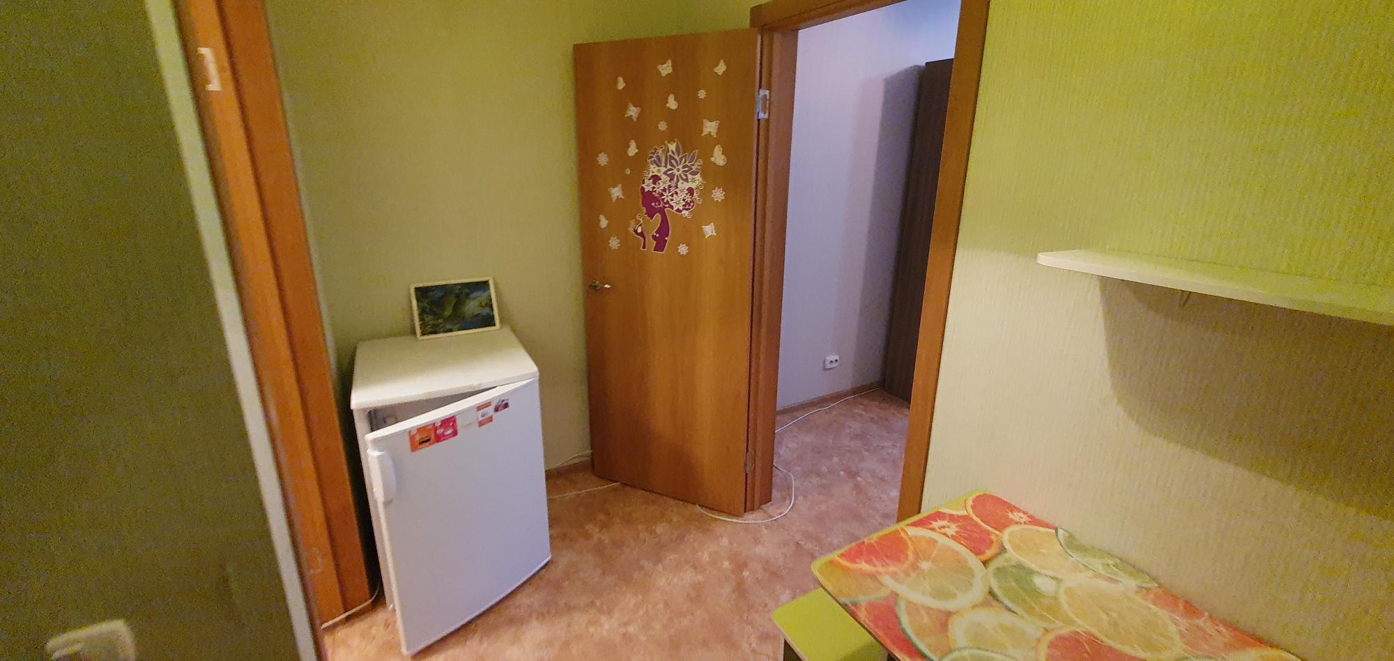 1к квартира улица Карамзина, 12 | 12000 | аренда в Красноярске фото 3