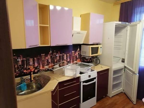 1к квартира улица Юности, 37 | 13000 | аренда в Красноярске фото 4