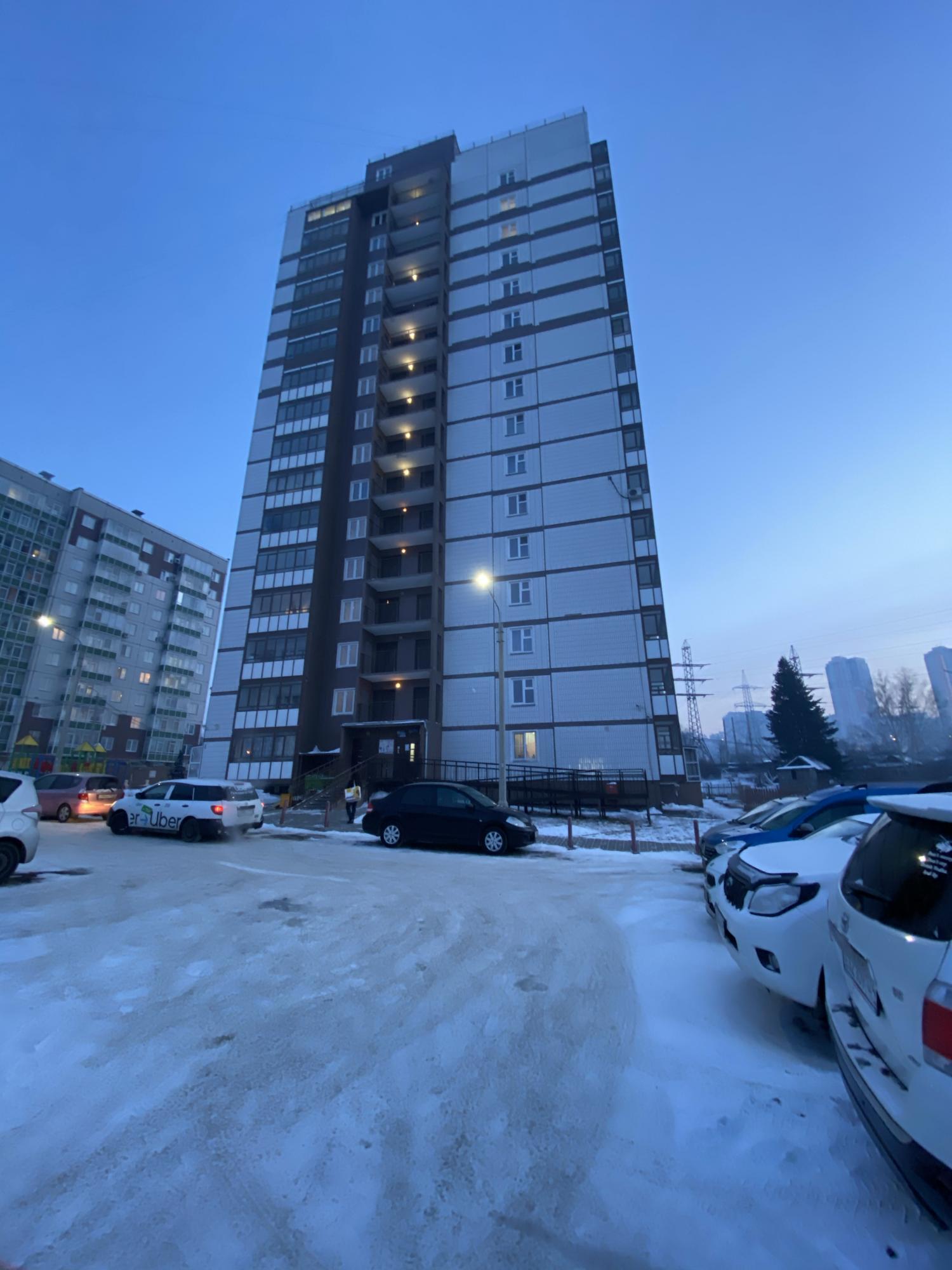 1к квартира Уютный переулок, 9   17000   аренда в Красноярске фото 7
