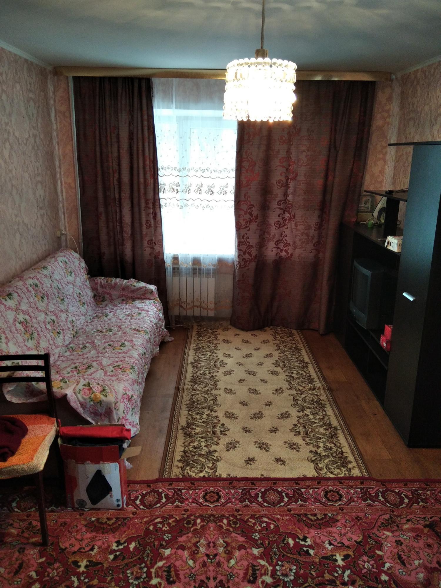 1к квартира Красномосковская улица, 40 | 10000 | аренда в Красноярске фото 0