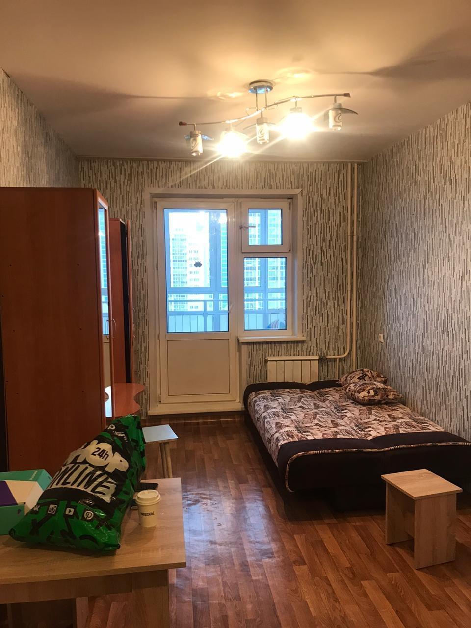студия улица Вильского, 28   13000   аренда в Красноярске фото 0