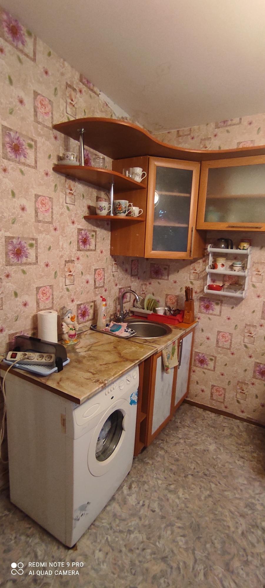 1к квартира улица Урванцева, 4 | 14000 | аренда в Красноярске фото 3