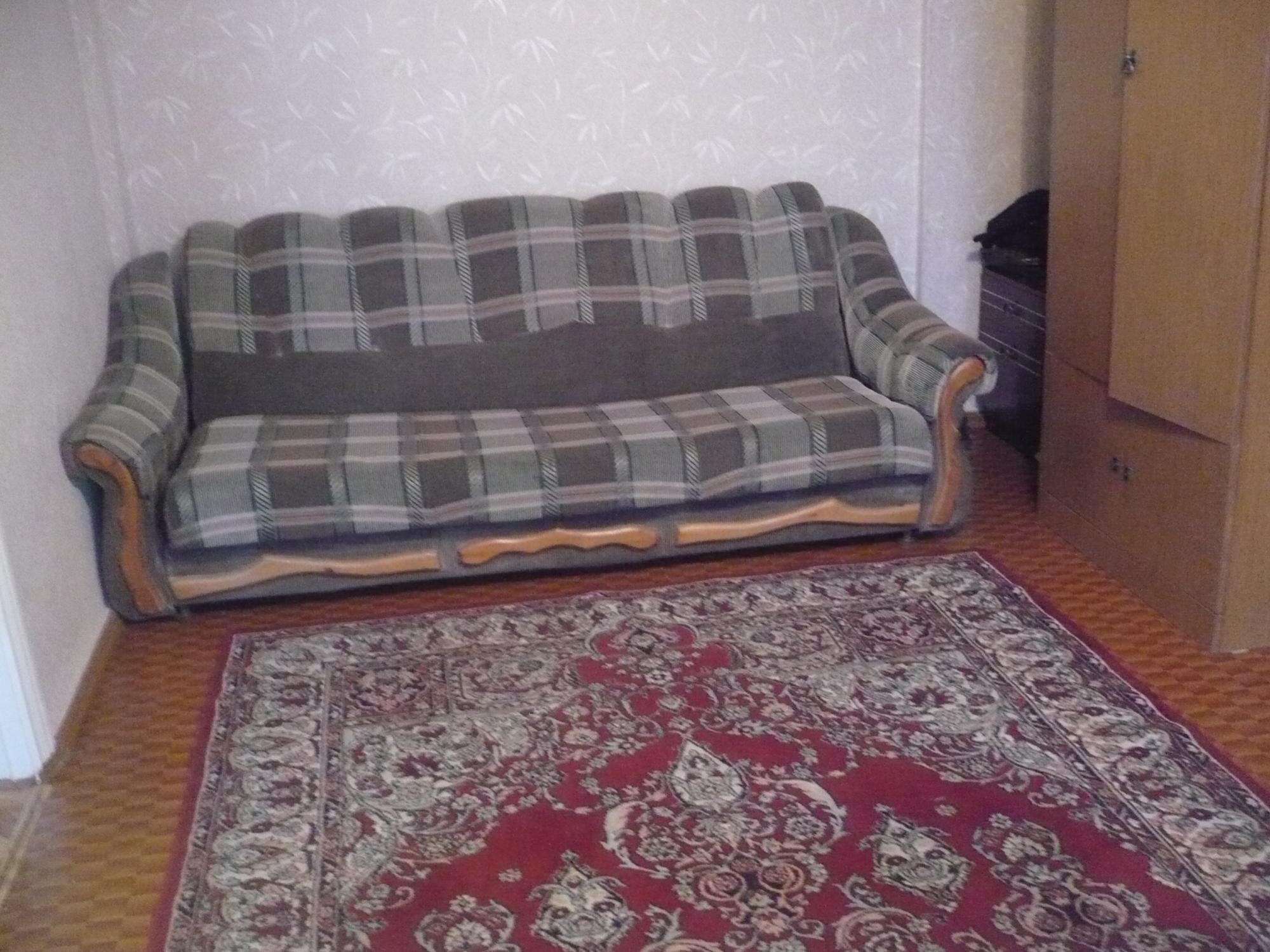1к квартира улица Железнодорожников | 15000 | аренда в Красноярске фото 1