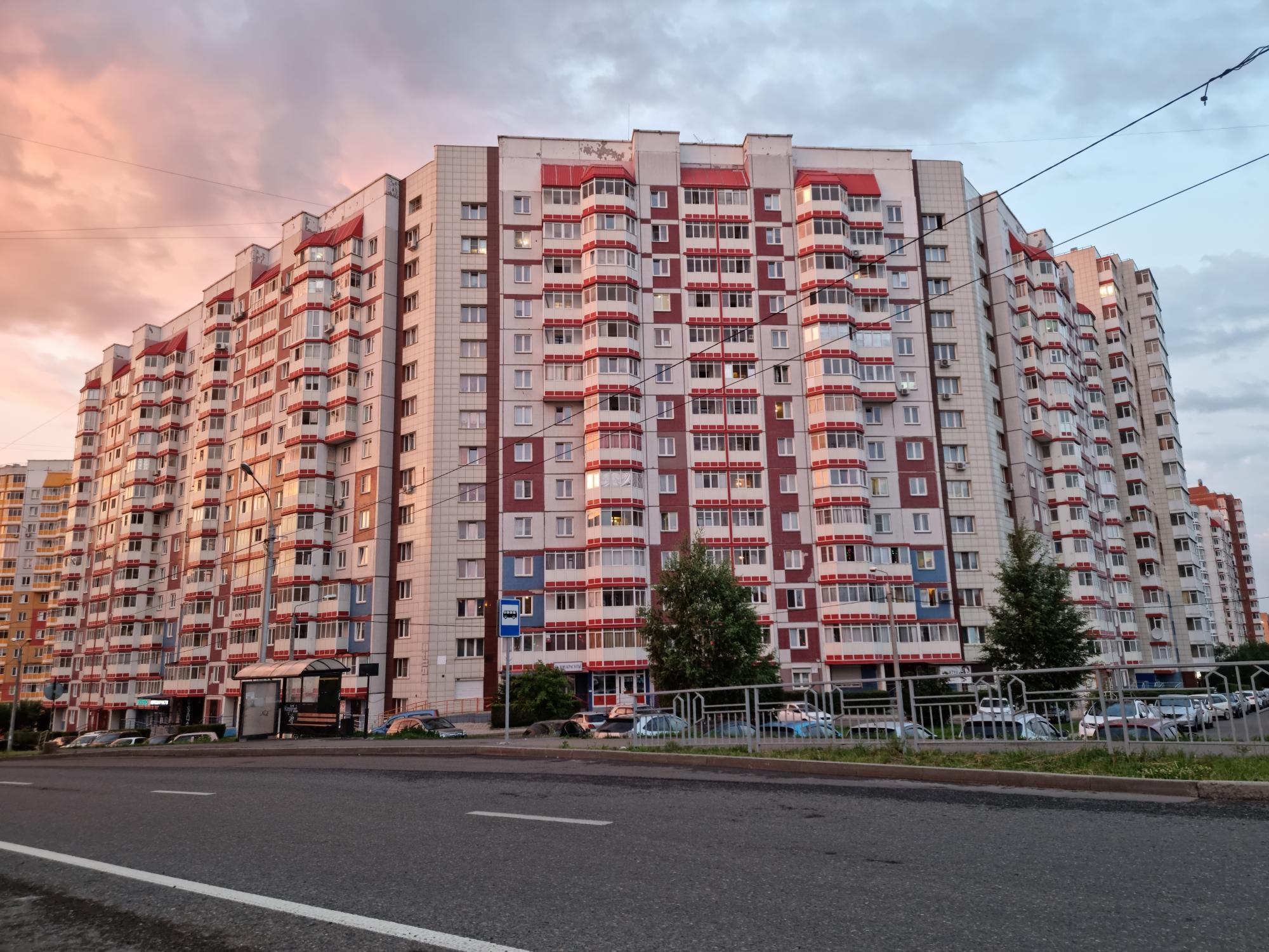 1к квартира улица Чернышевского, 98   20000   аренда в Красноярске фото 9