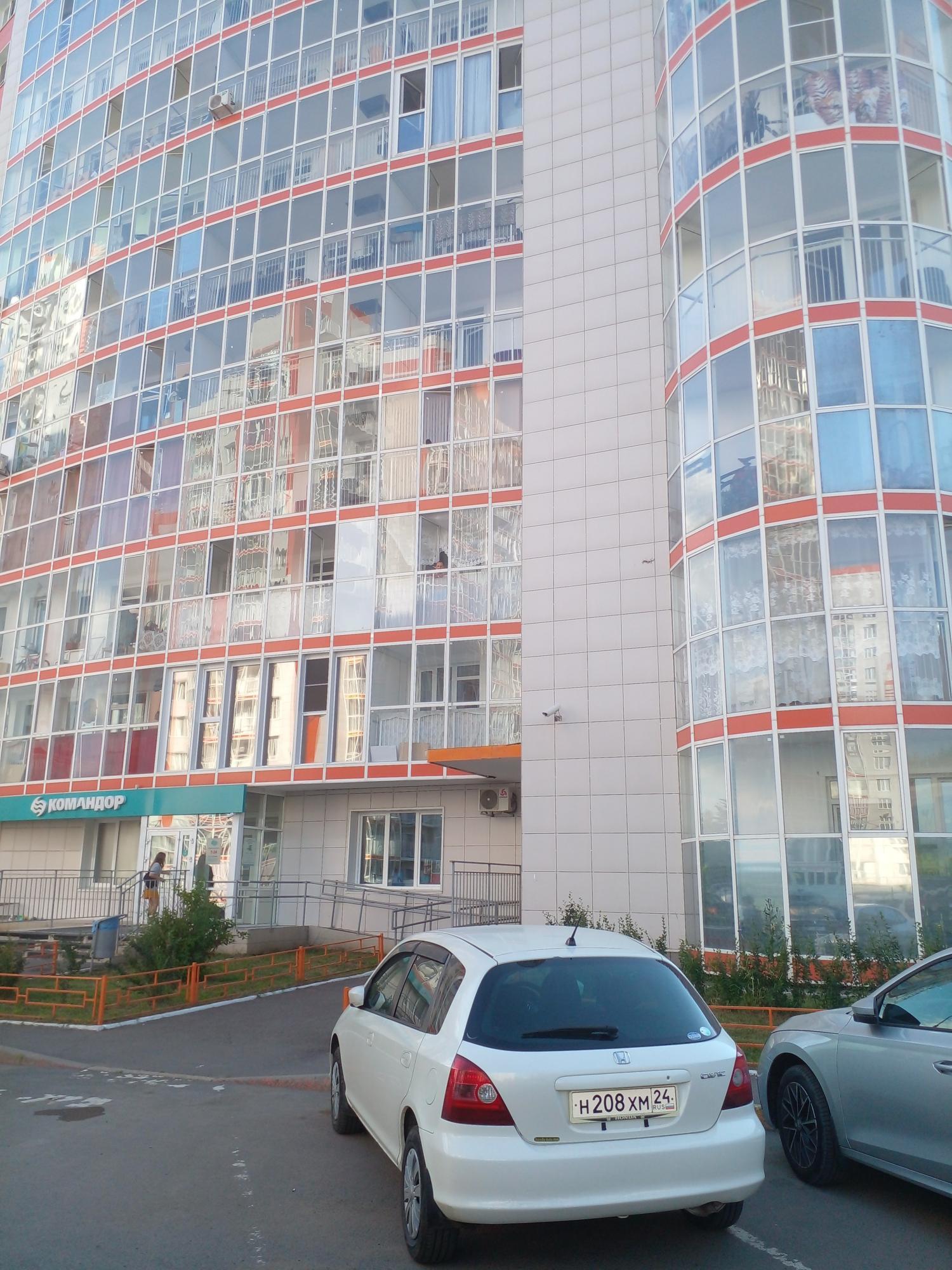 1к квартира улица Борисова, 42   12000   аренда в Красноярске фото 4