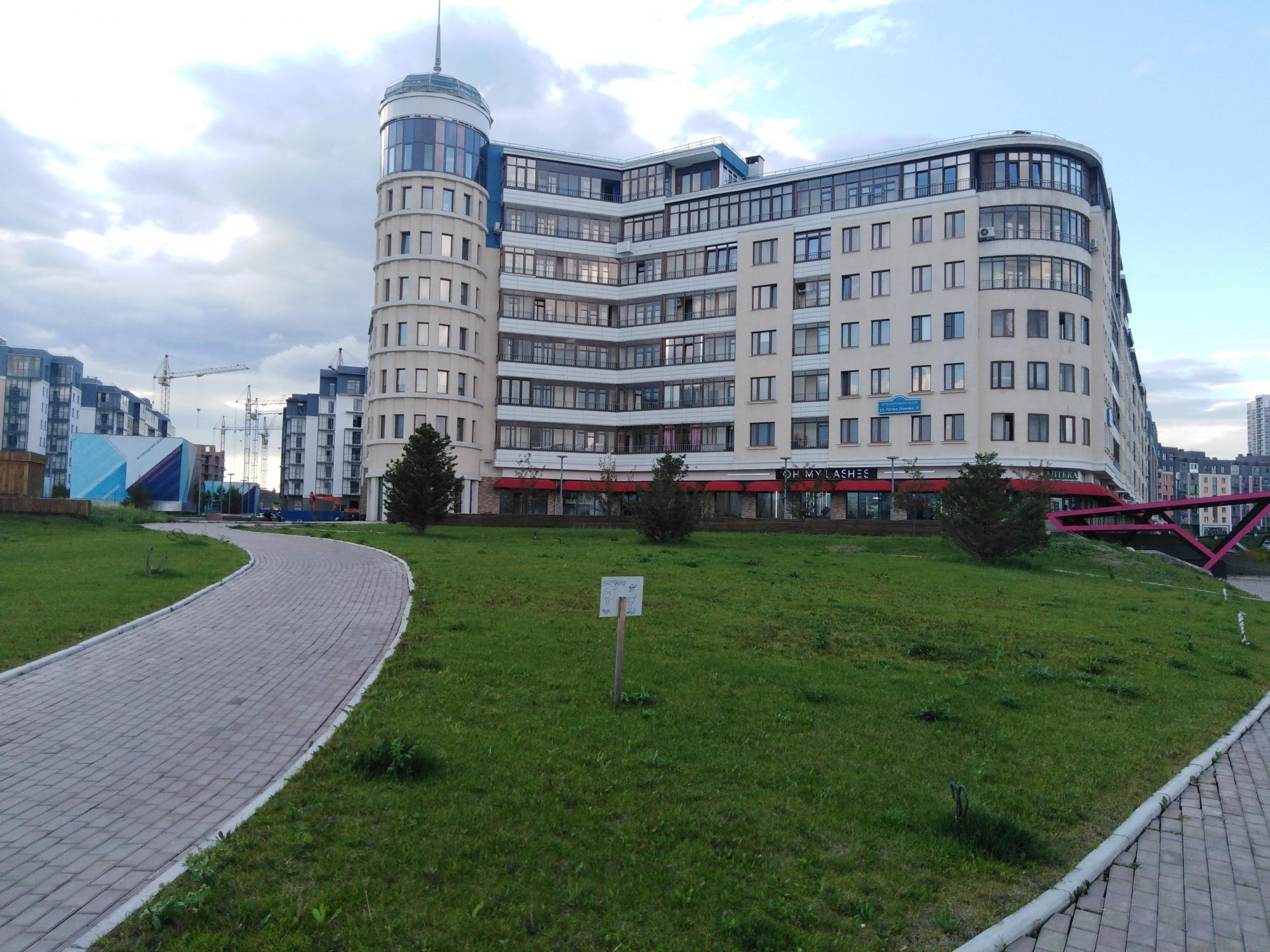 1к квартира улица Петра Ломако, 8   30000   аренда в Красноярске фото 18