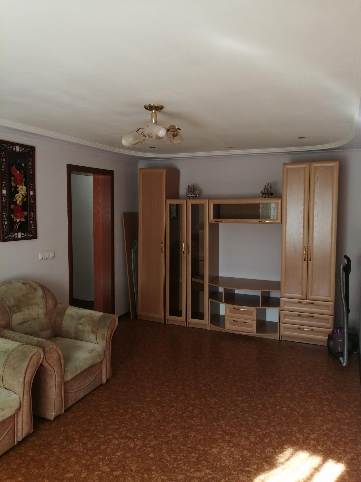 1к квартира улица Вавилова, 94   13000   аренда в Красноярске фото 1