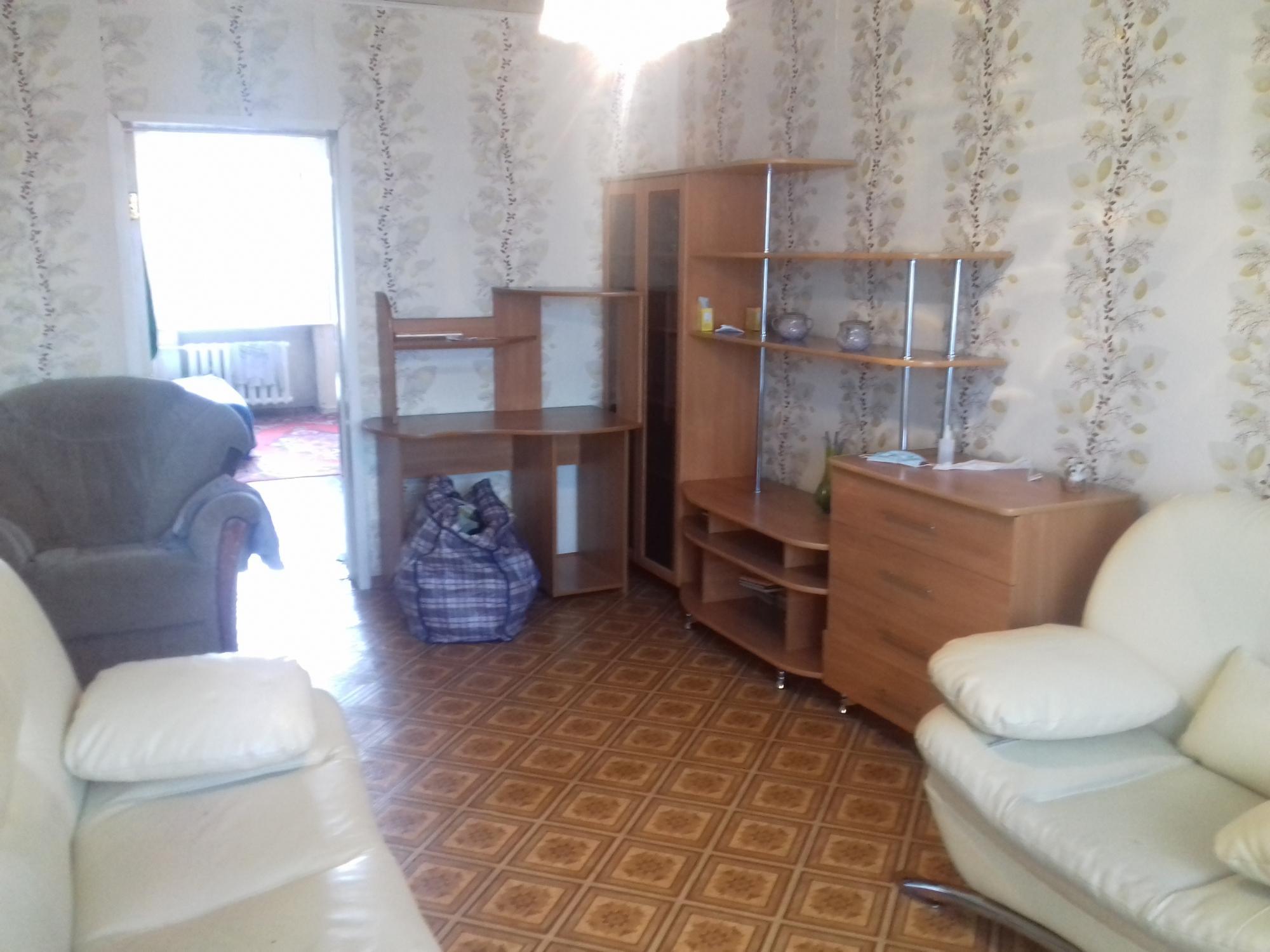 2к квартира Новосибирская улица, 39 | 18000 | аренда в Красноярске фото 1