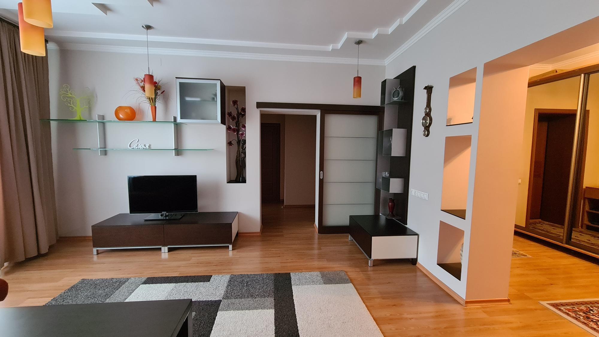 4к квартира улица Елены Стасовой, 25Г | 70000 | аренда в Красноярске фото 2