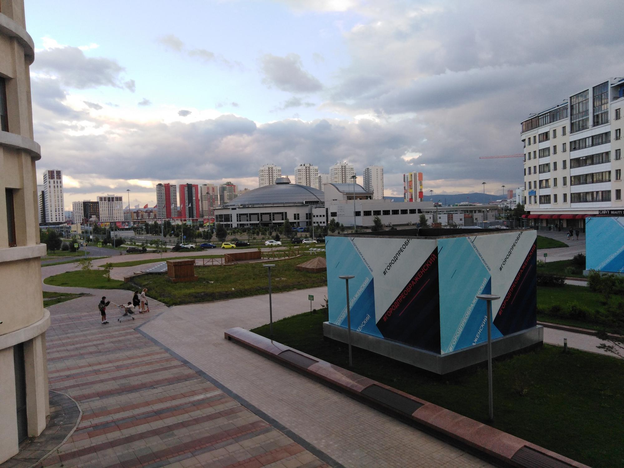 1к квартира улица Петра Ломако, 8   30000   аренда в Красноярске фото 11