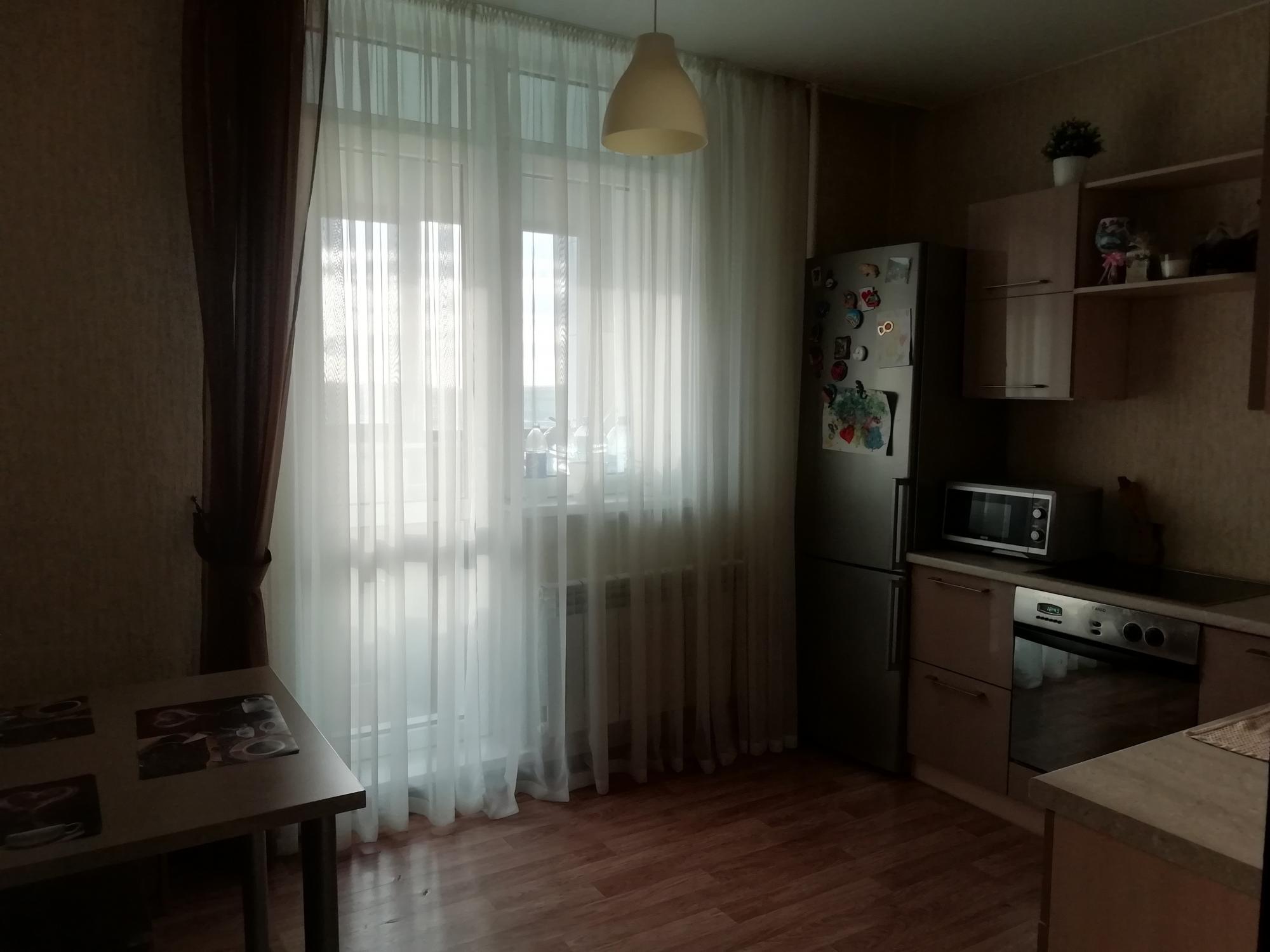 1к квартира улица Чернышевского, 81   21000   аренда в Красноярске фото 4