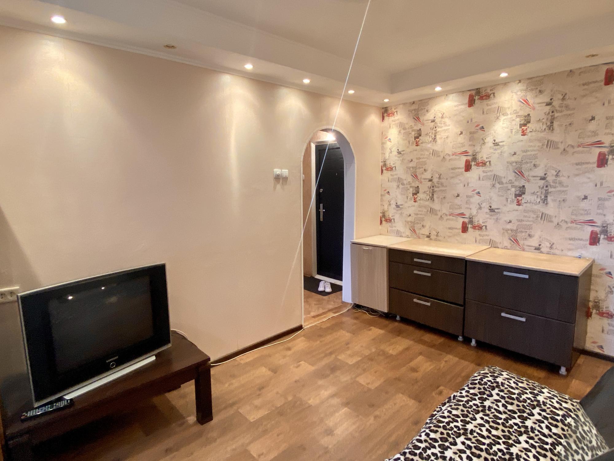 1к квартира улица Воронова, 24   13000   аренда в Красноярске фото 0