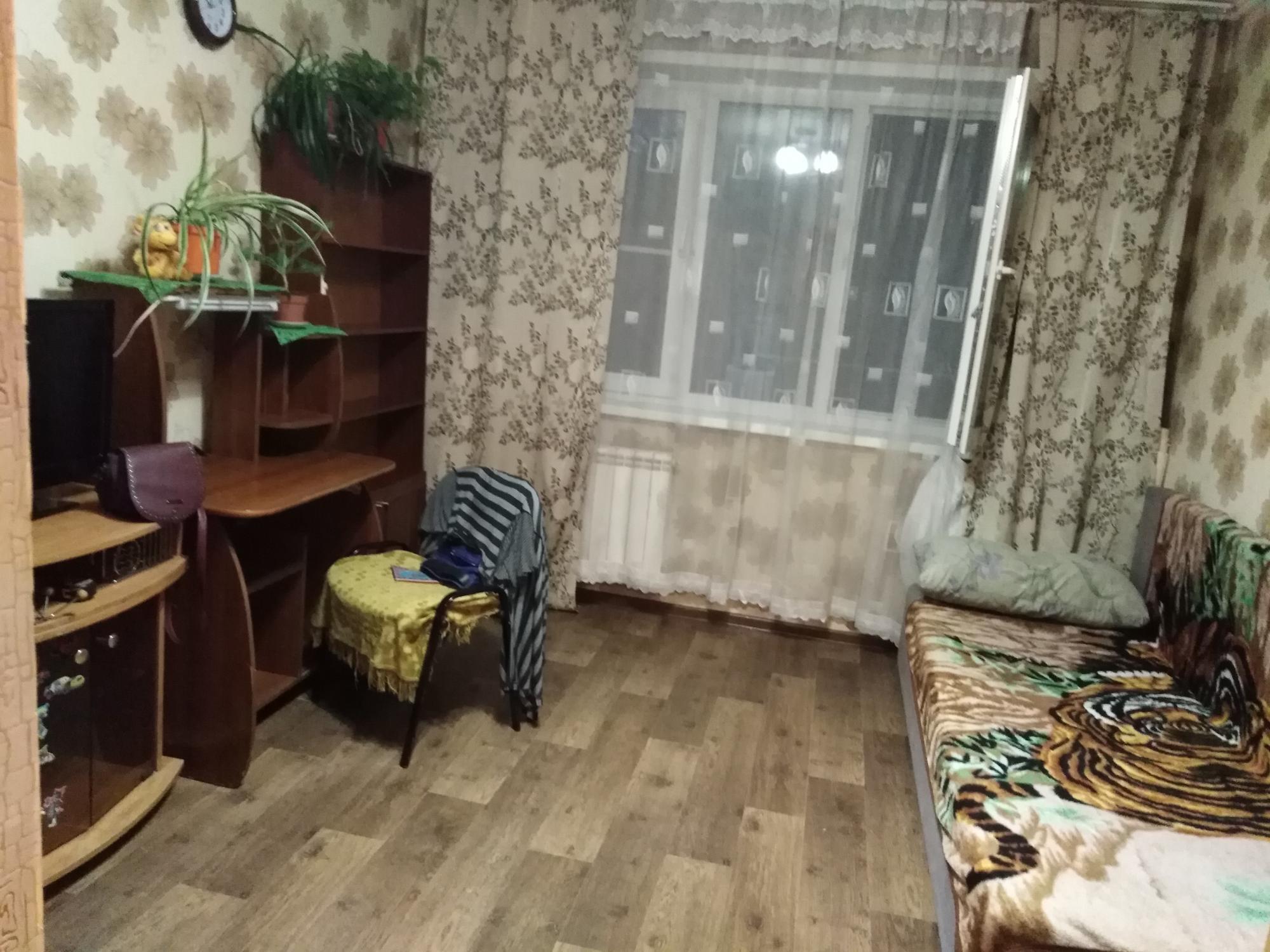 1к квартира улица Семафорная, 257 | 10500 | аренда в Красноярске фото 0