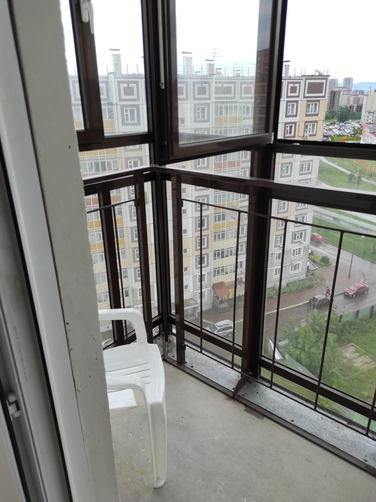 2к квартира улица Алексеева, 3 | 20000 | аренда в Красноярске фото 8