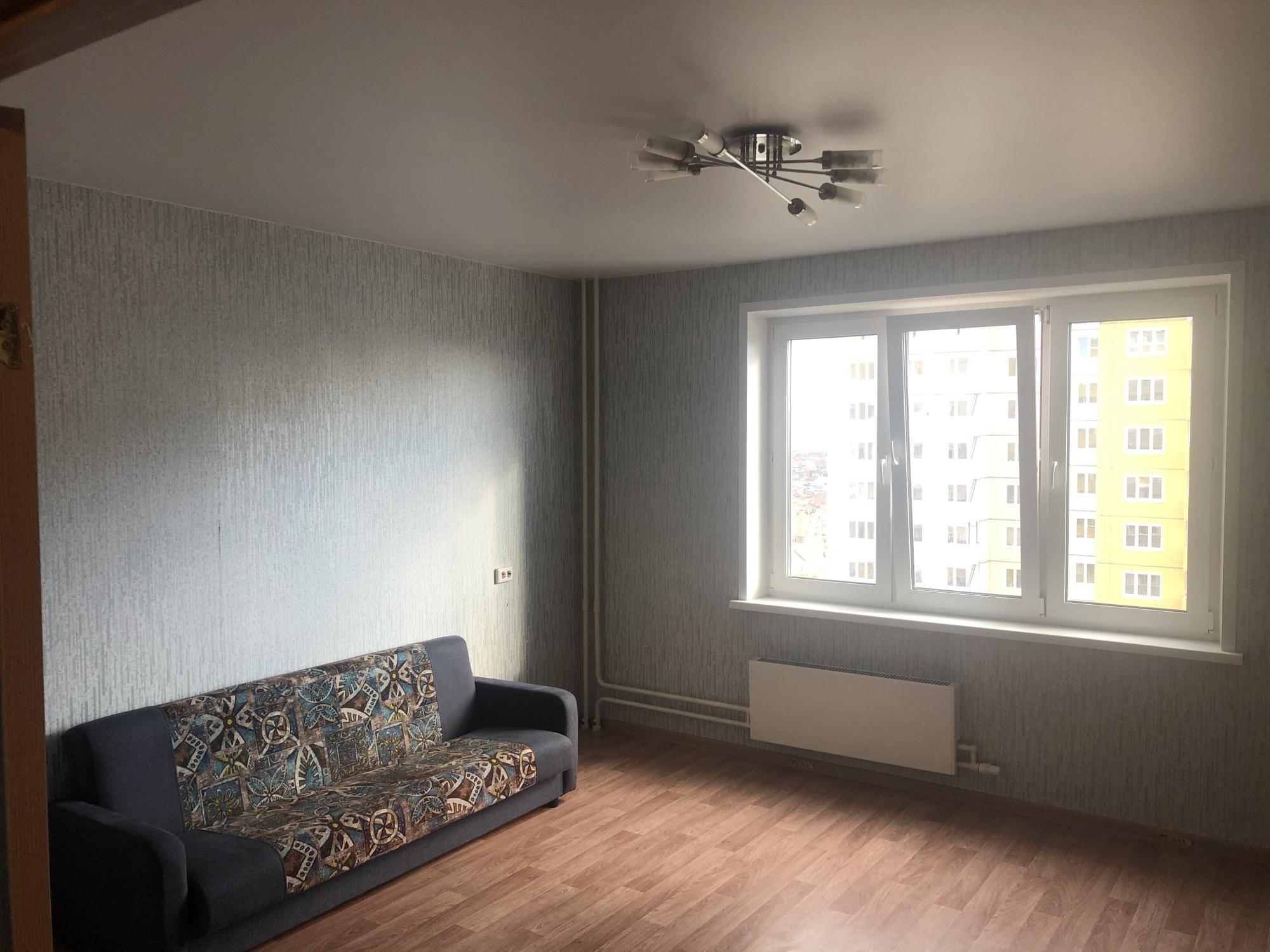 1к квартира Ольховая улица, 12   12000   аренда в Красноярске фото 0
