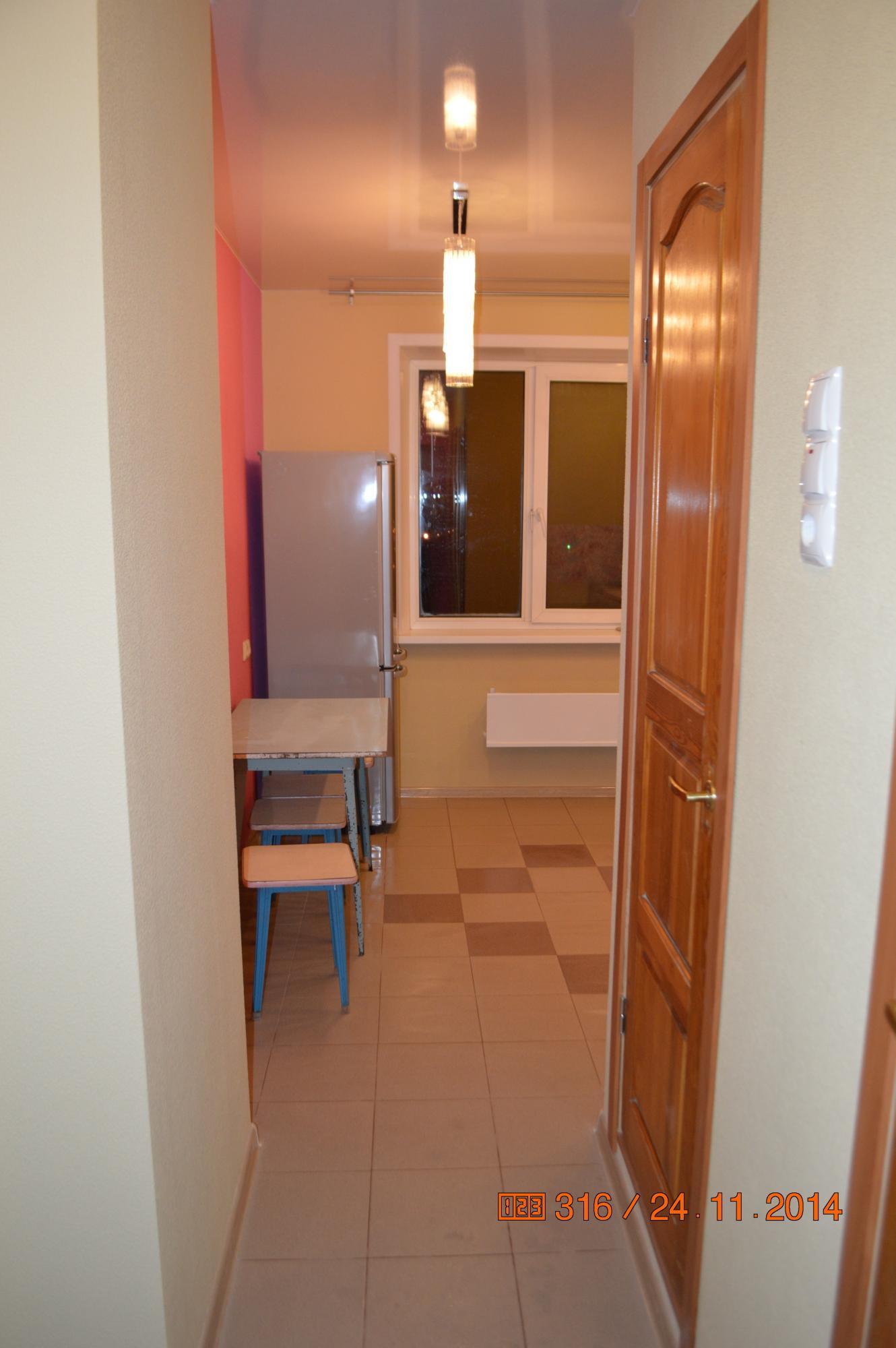 1к квартира улица Воронова, 18Д   12000   аренда в Красноярске фото 2