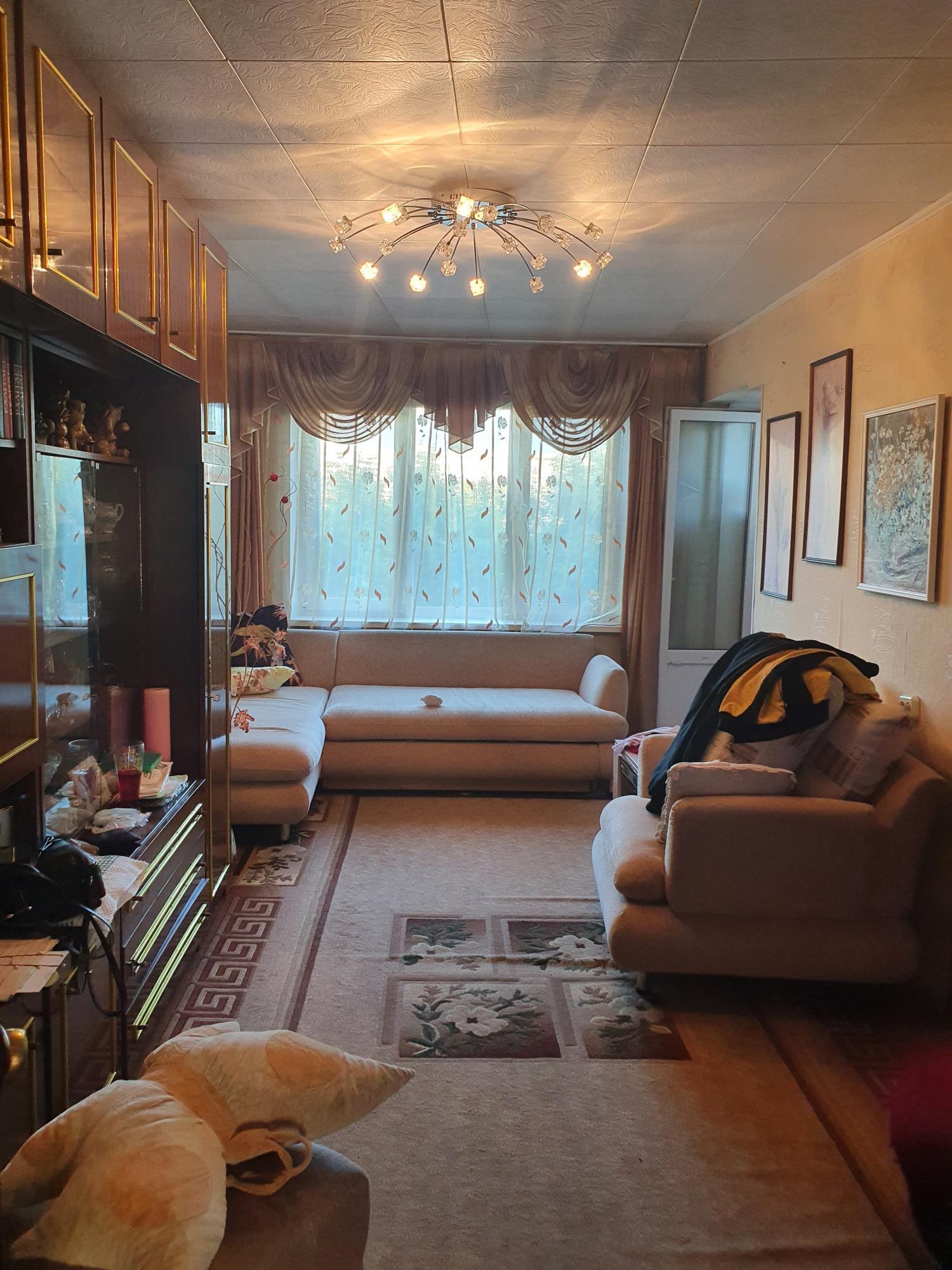 3к квартира улица Корнеева, 61 | 20000 | аренда в Красноярске фото 1