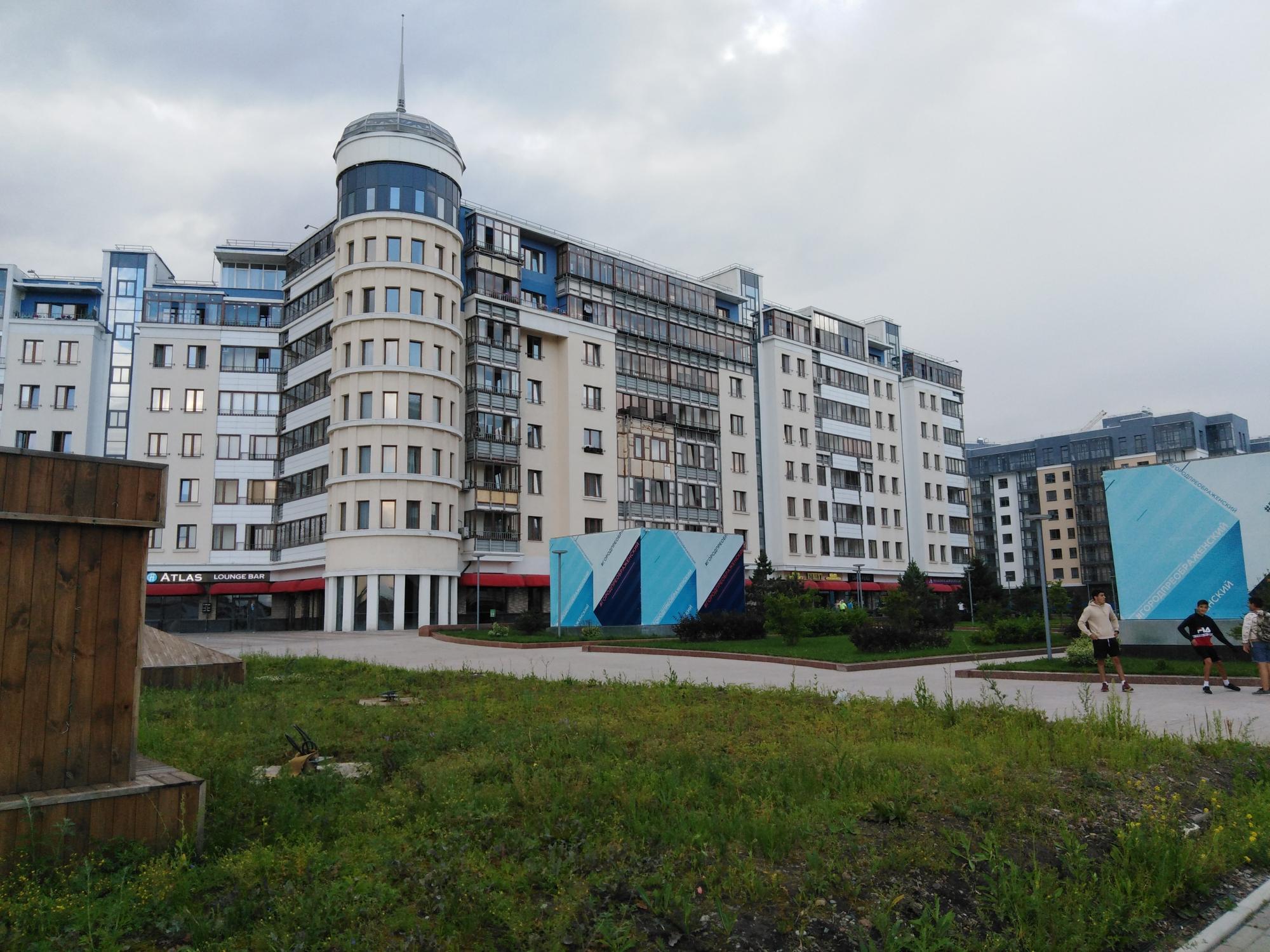 1к квартира улица Петра Ломако, 8   30000   аренда в Красноярске фото 15