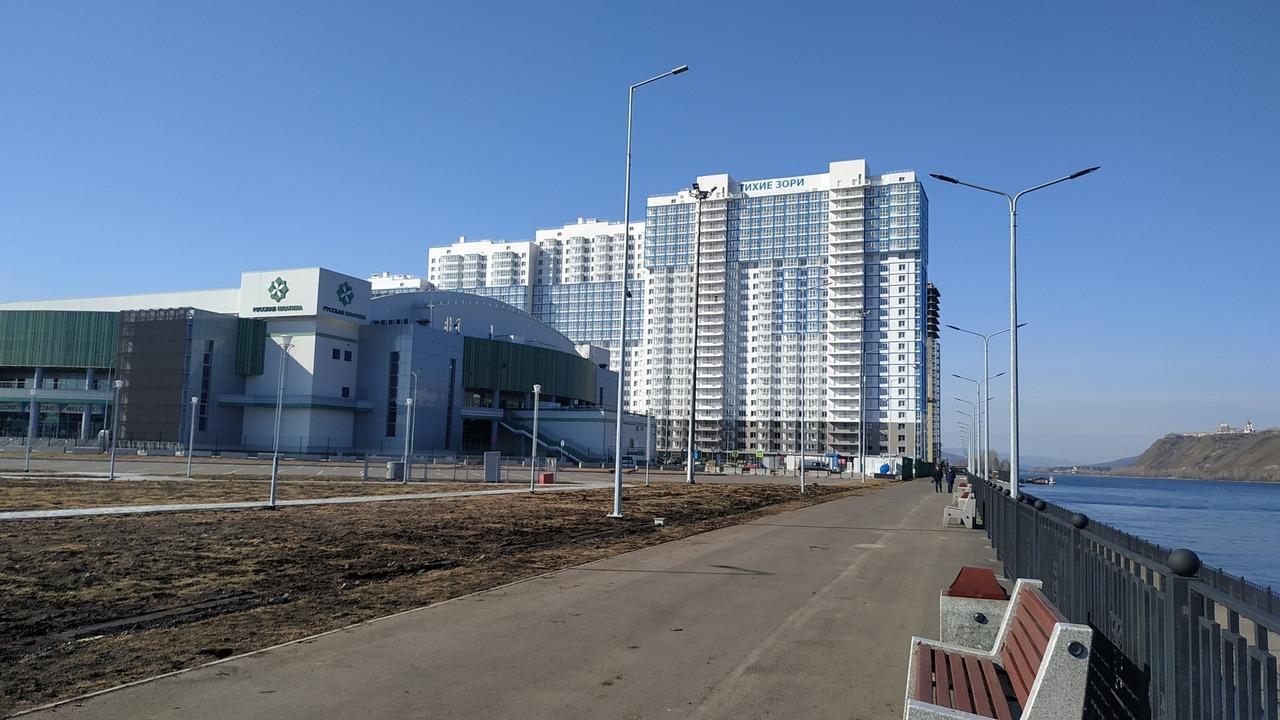 2к квартира улица Лесников, 23 | 13000 | аренда в Красноярске фото 7