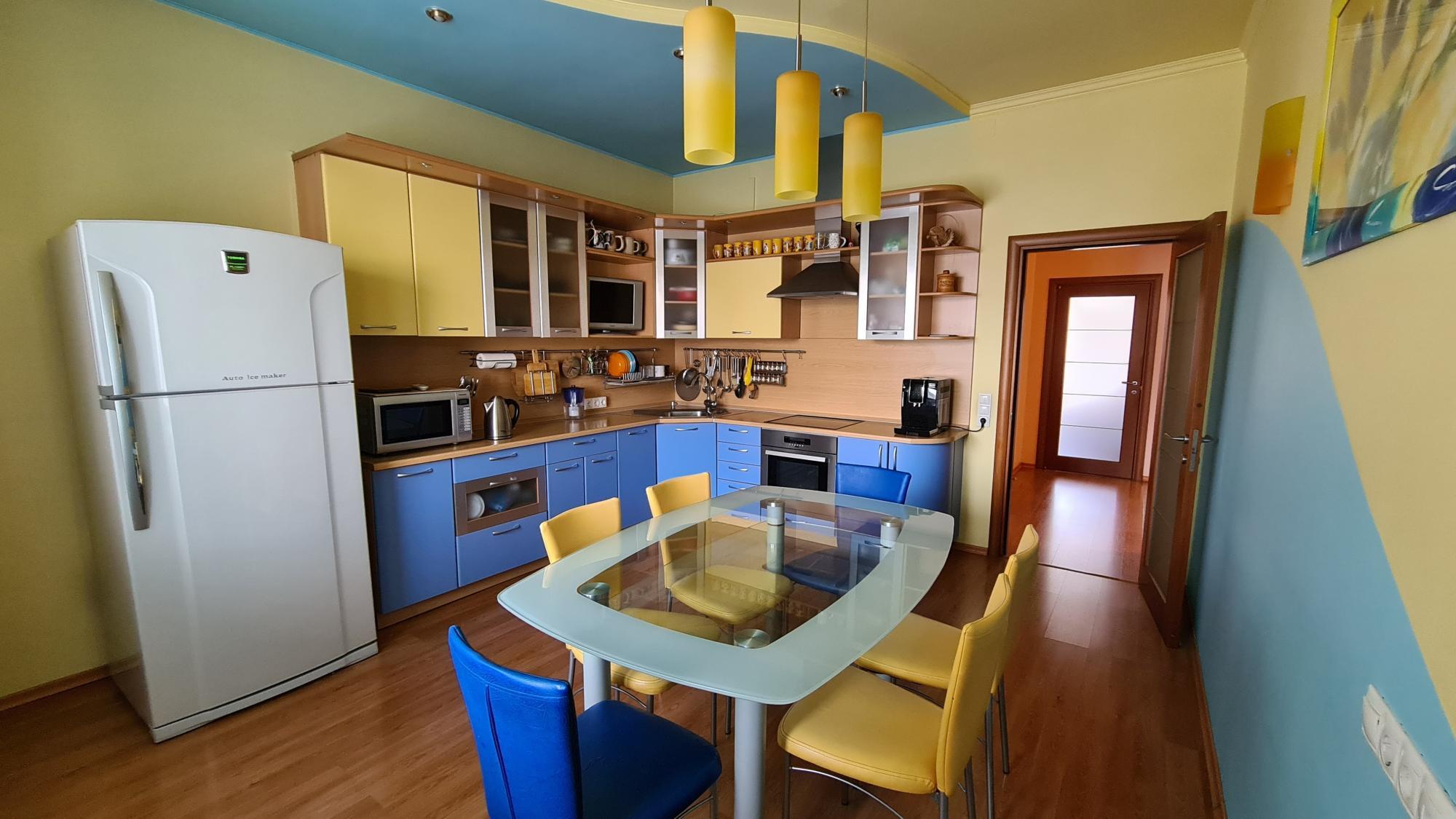 4к квартира улица Елены Стасовой, 25Г | 70000 | аренда в Красноярске фото 11