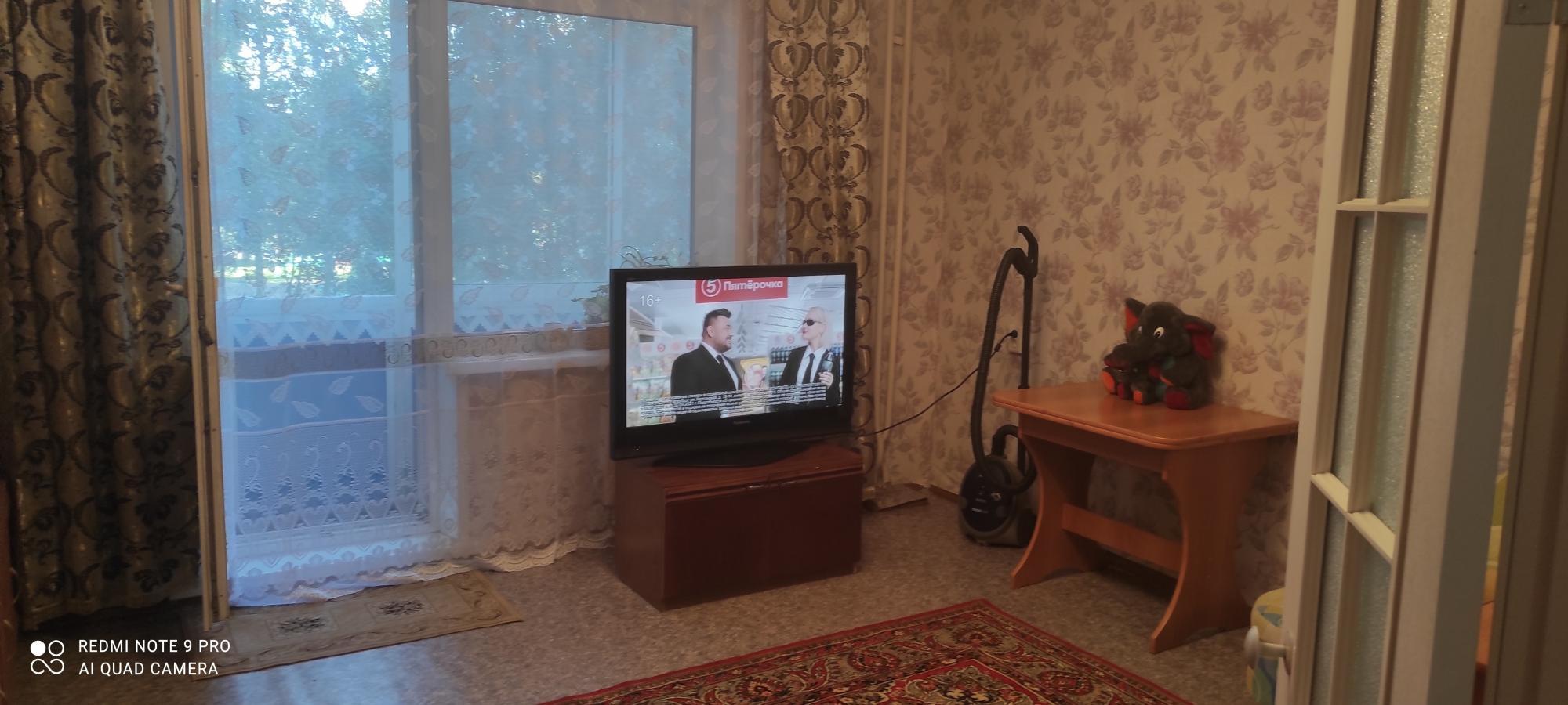 1к квартира улица Урванцева, 4 | 14000 | аренда в Красноярске фото 1