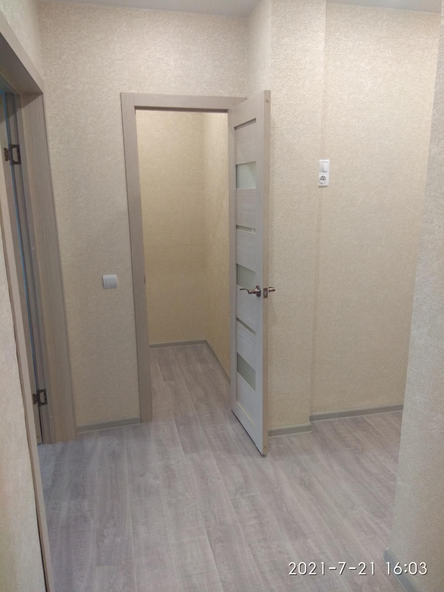 1к квартира улица Чернышёва, 2 | 15000 | аренда в Красноярске фото 8