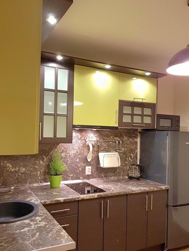 2к квартира Свободный проспект, 45 | 17500 | аренда в Красноярске фото 2