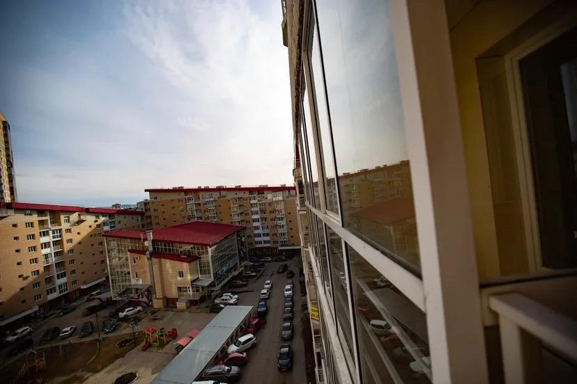 1к квартира улица Авиаторов, 25   15500   аренда в Красноярске фото 15