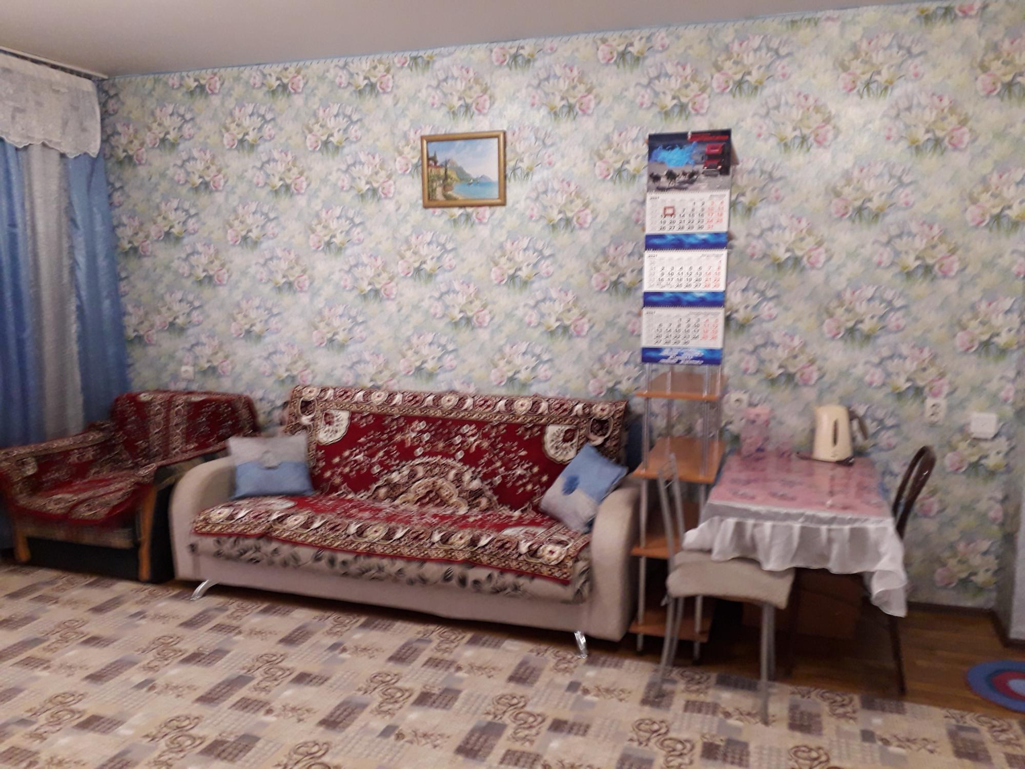 студия улица Вильского, 34Г | 14000 | аренда в Красноярске фото 1