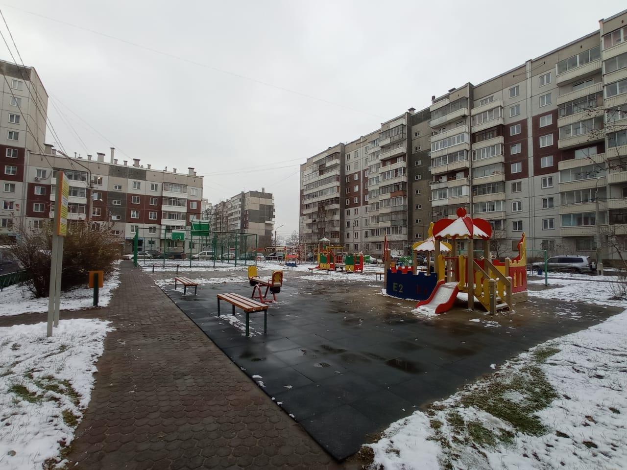 2к квартира Светлогорский переулок, 19 | 14000 | аренда в Красноярске фото 15