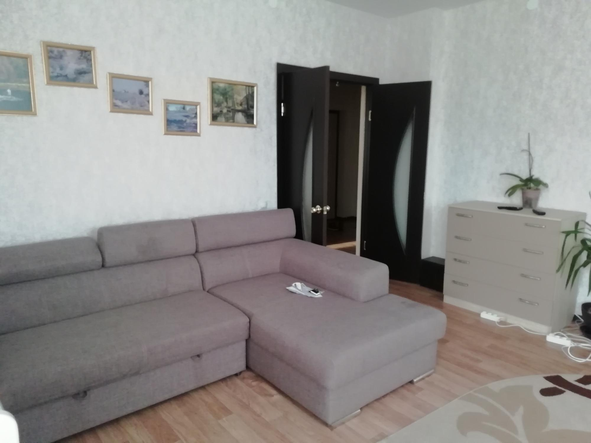 1к квартира улица Чернышевского, 81   21000   аренда в Красноярске фото 1