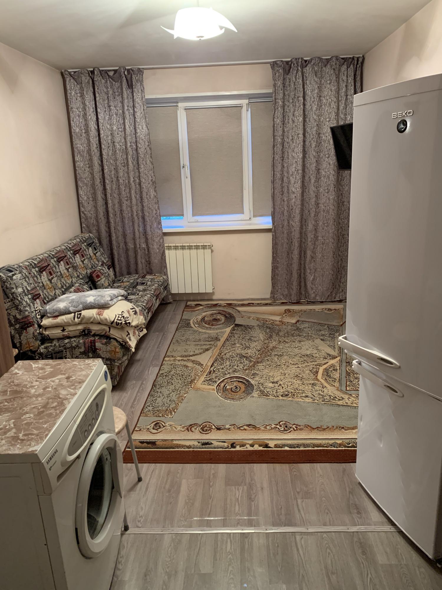 1к квартира Семафорная улица | 12000 | аренда в Красноярске фото 1