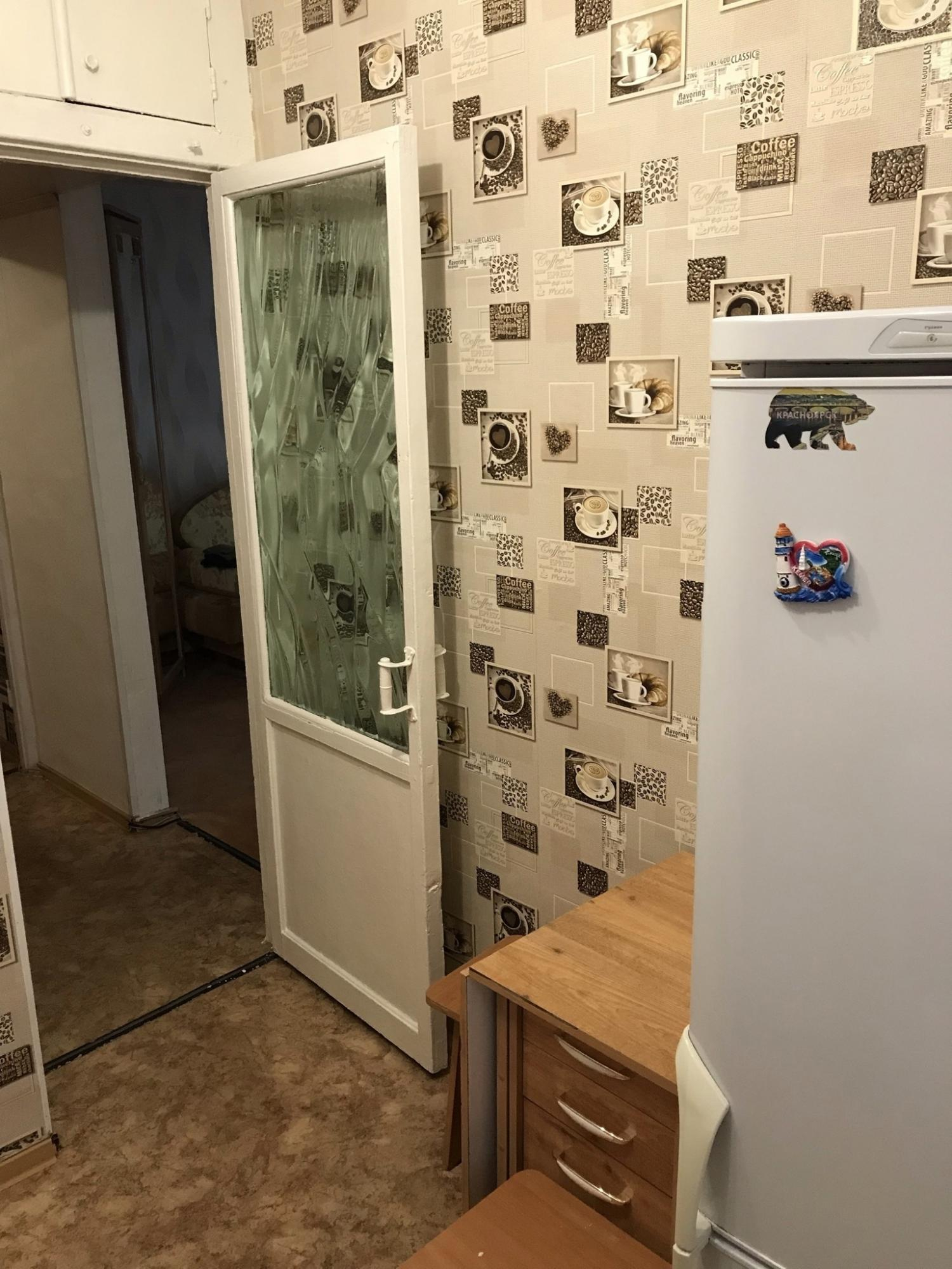 1к квартира улица Устиновича, 24 корпус 1   12000   аренда в Красноярске фото 3