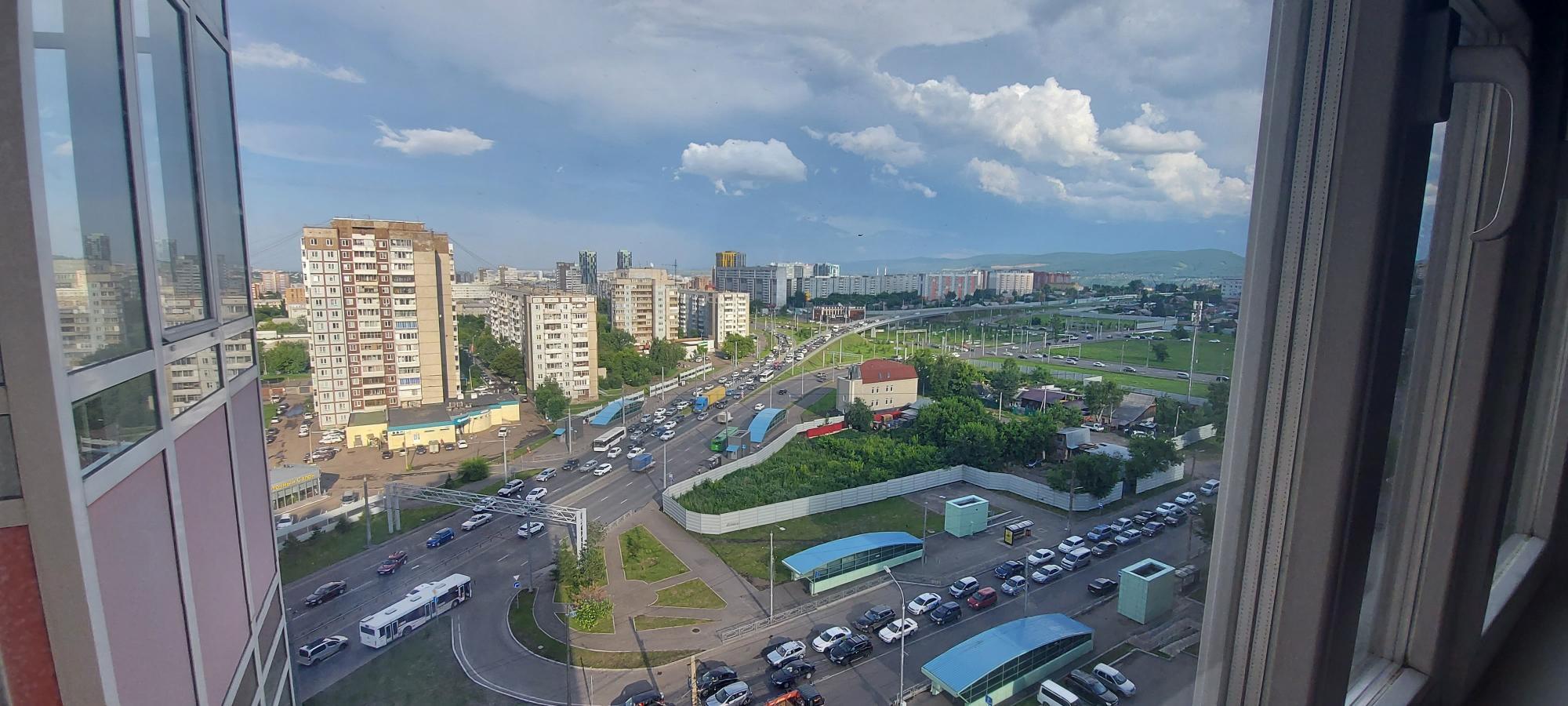 2к квартира улица Михаила Годенко, 1   23000   аренда в Красноярске фото 9