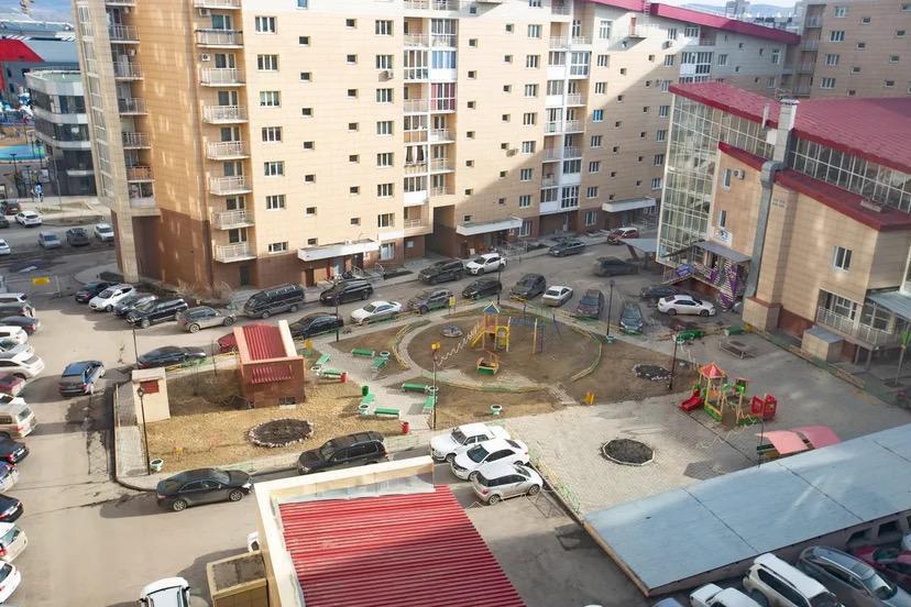 1к квартира улица Авиаторов, 25   15500   аренда в Красноярске фото 16