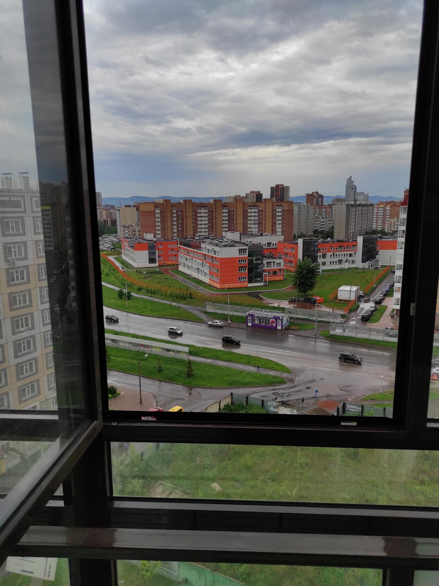 2к квартира улица Алексеева, 3 | 20000 | аренда в Красноярске фото 7