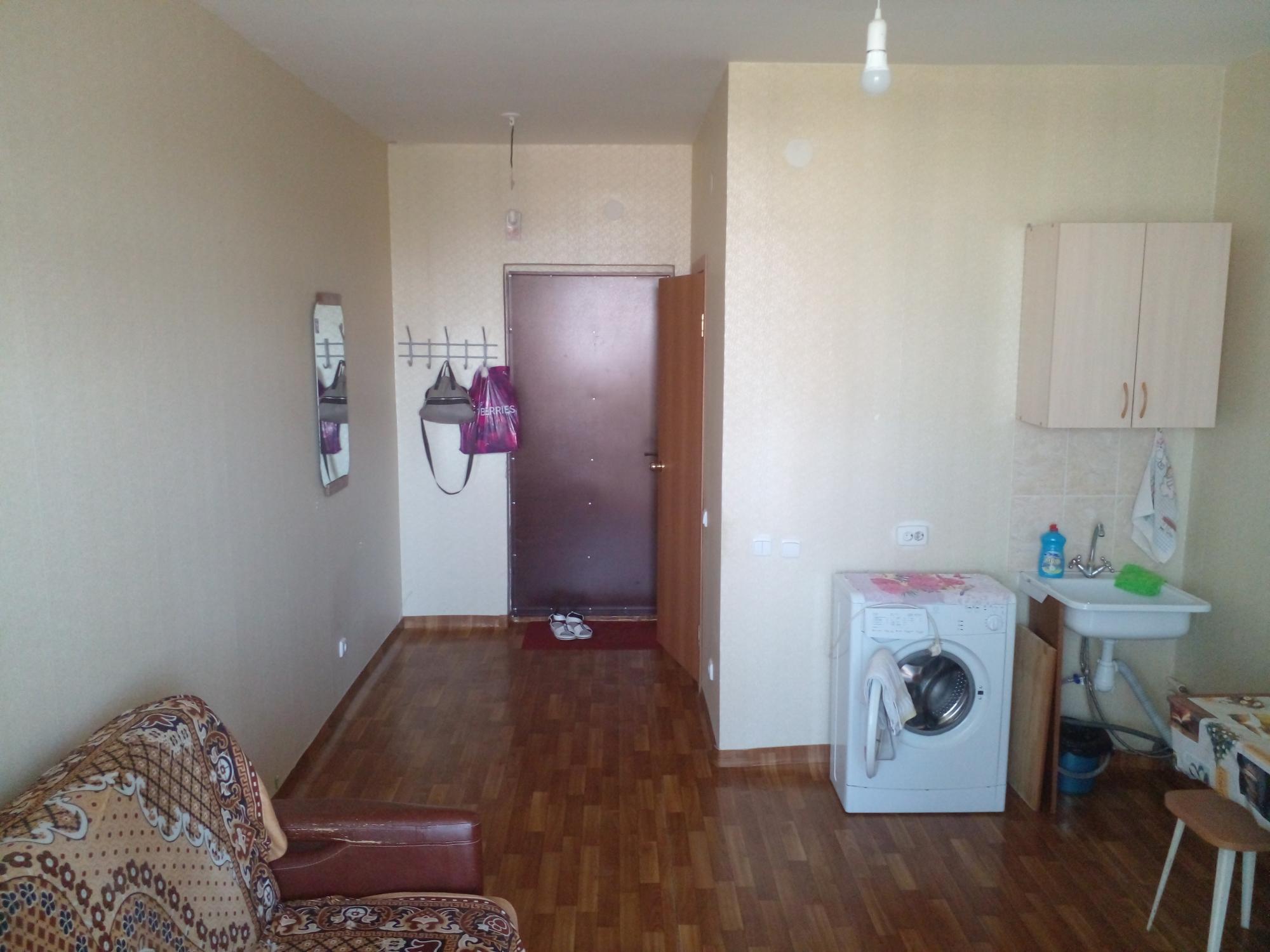 1к квартира улица Борисова, 42   12000   аренда в Красноярске фото 0