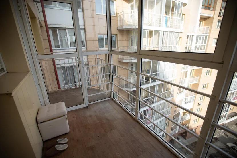 1к квартира улица Авиаторов, 25   15500   аренда в Красноярске фото 14