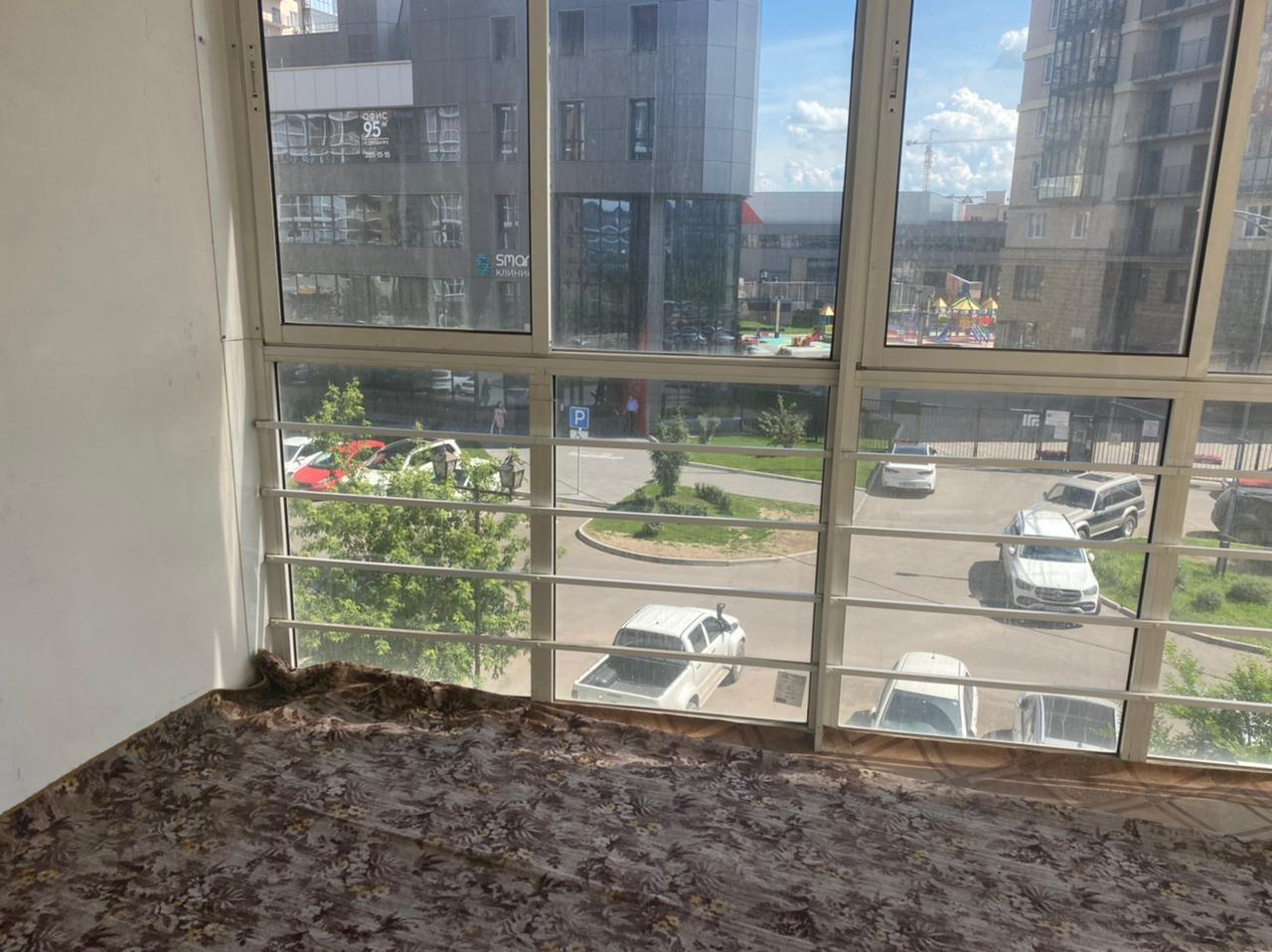 1к квартира Взлётка, микрорайон БЦ, улица Авиаторов, 25 | 18500 | аренда в Красноярске фото 5